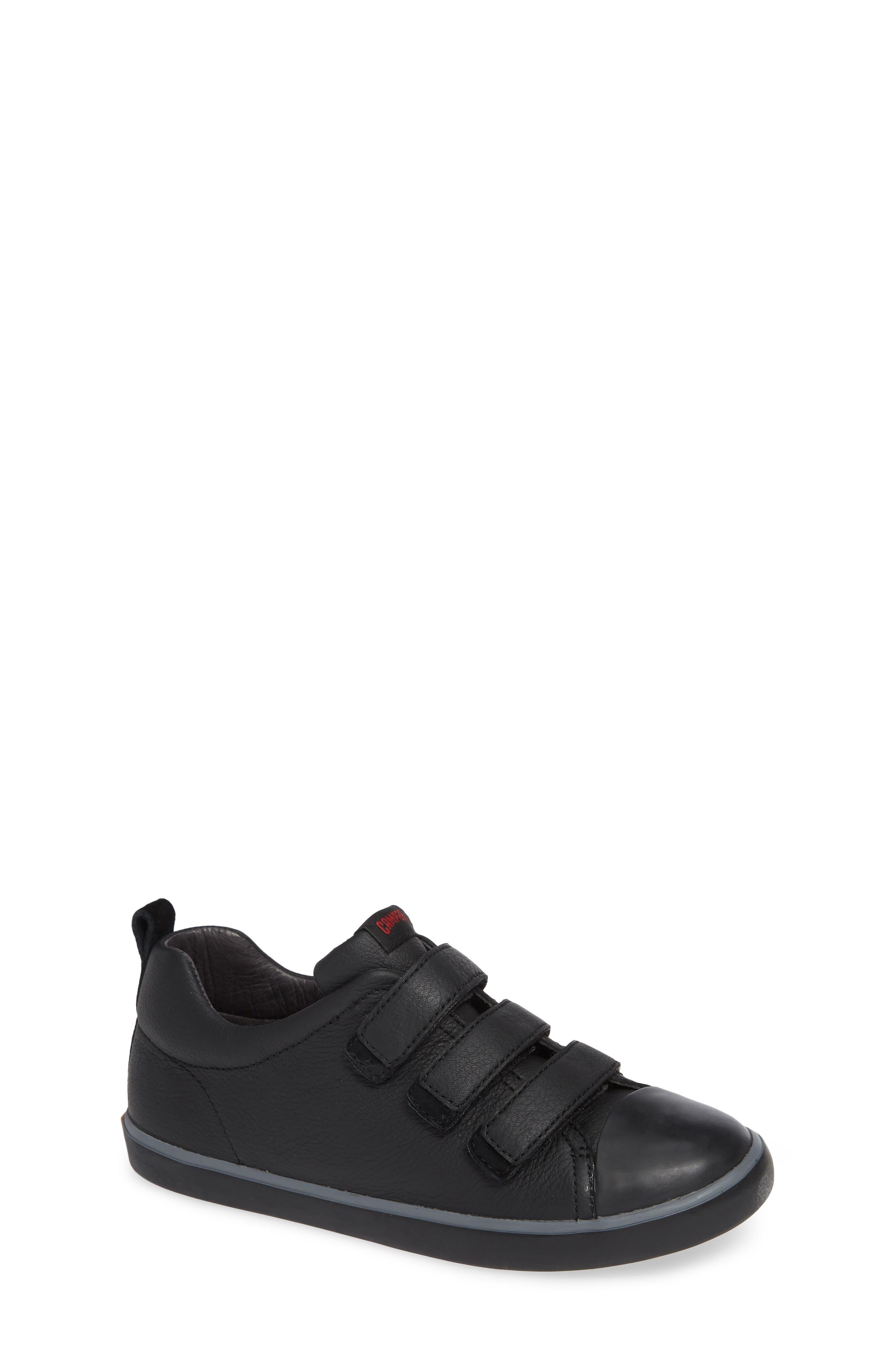 CAMPER, Pursuit Sneaker, Main thumbnail 1, color, BLACK