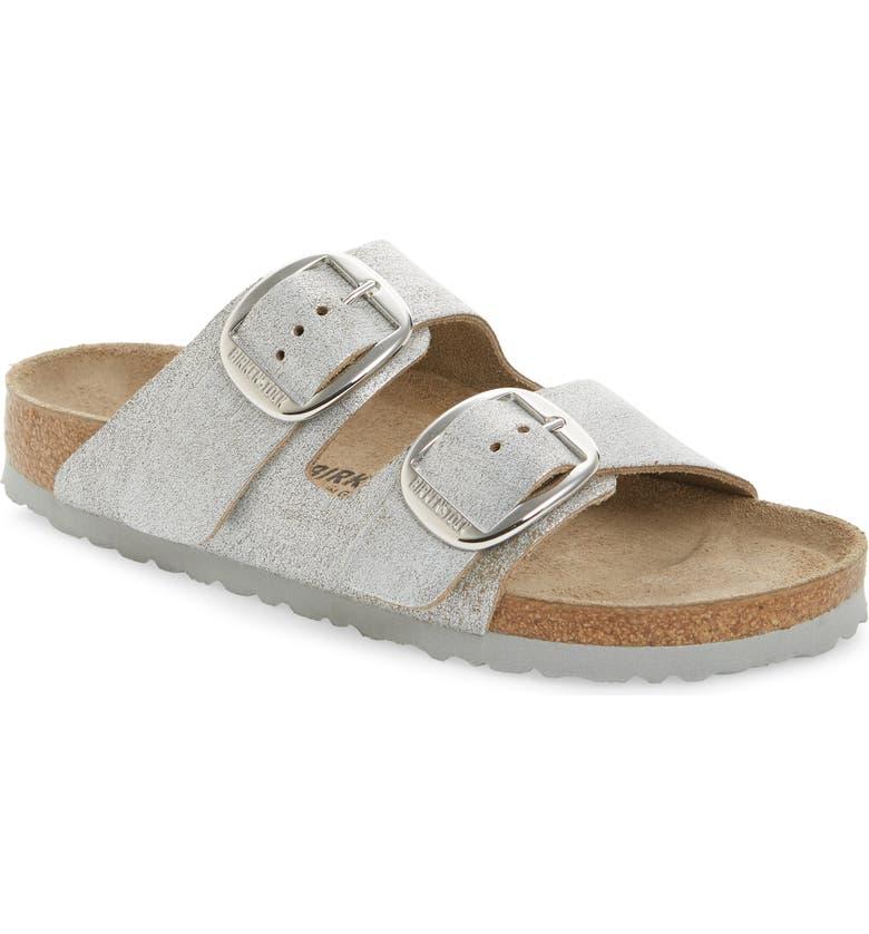 Birkenstock Sandals ARIZONA BIG BUCKLE SLIDE SANDAL