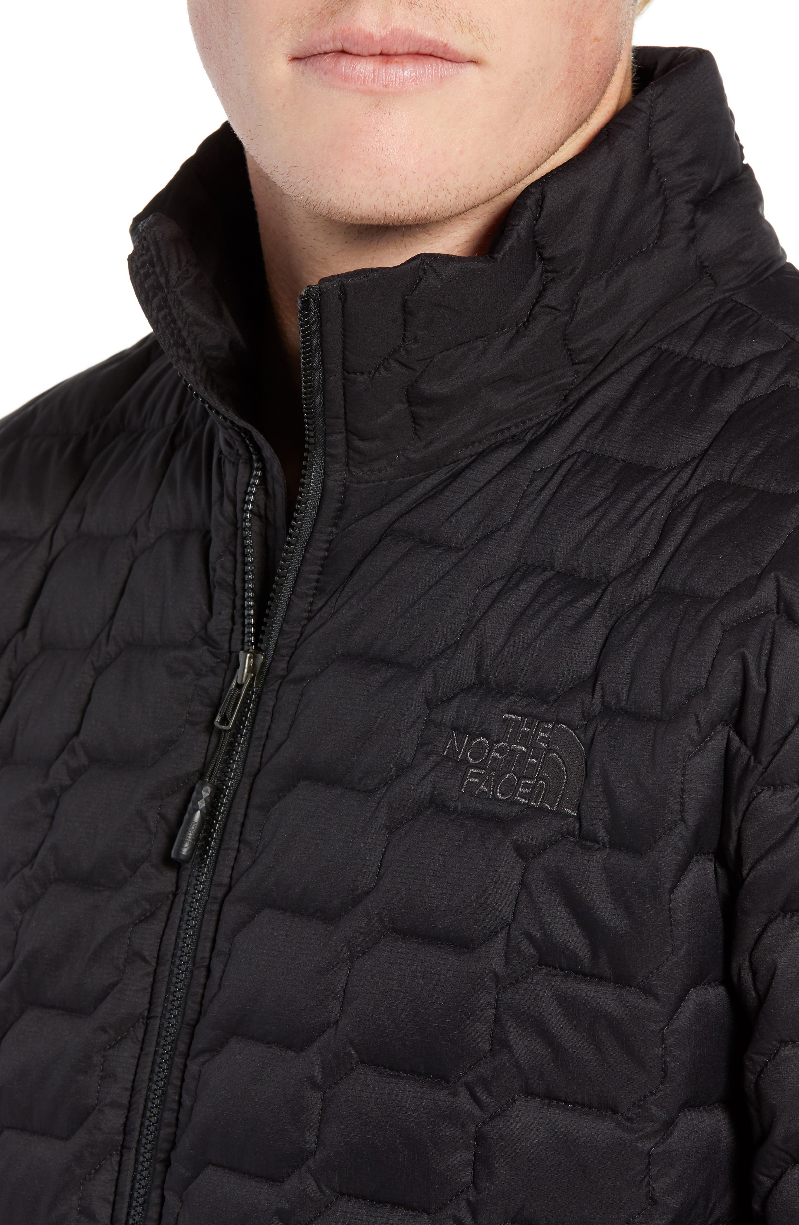 THE NORTH FACE, ThermoBall<sup>™</sup> Jacket, Alternate thumbnail 5, color, 001