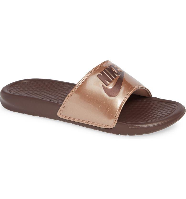 e3c361378340 Nike Women s Benassi Jdi Print Slide Sandals