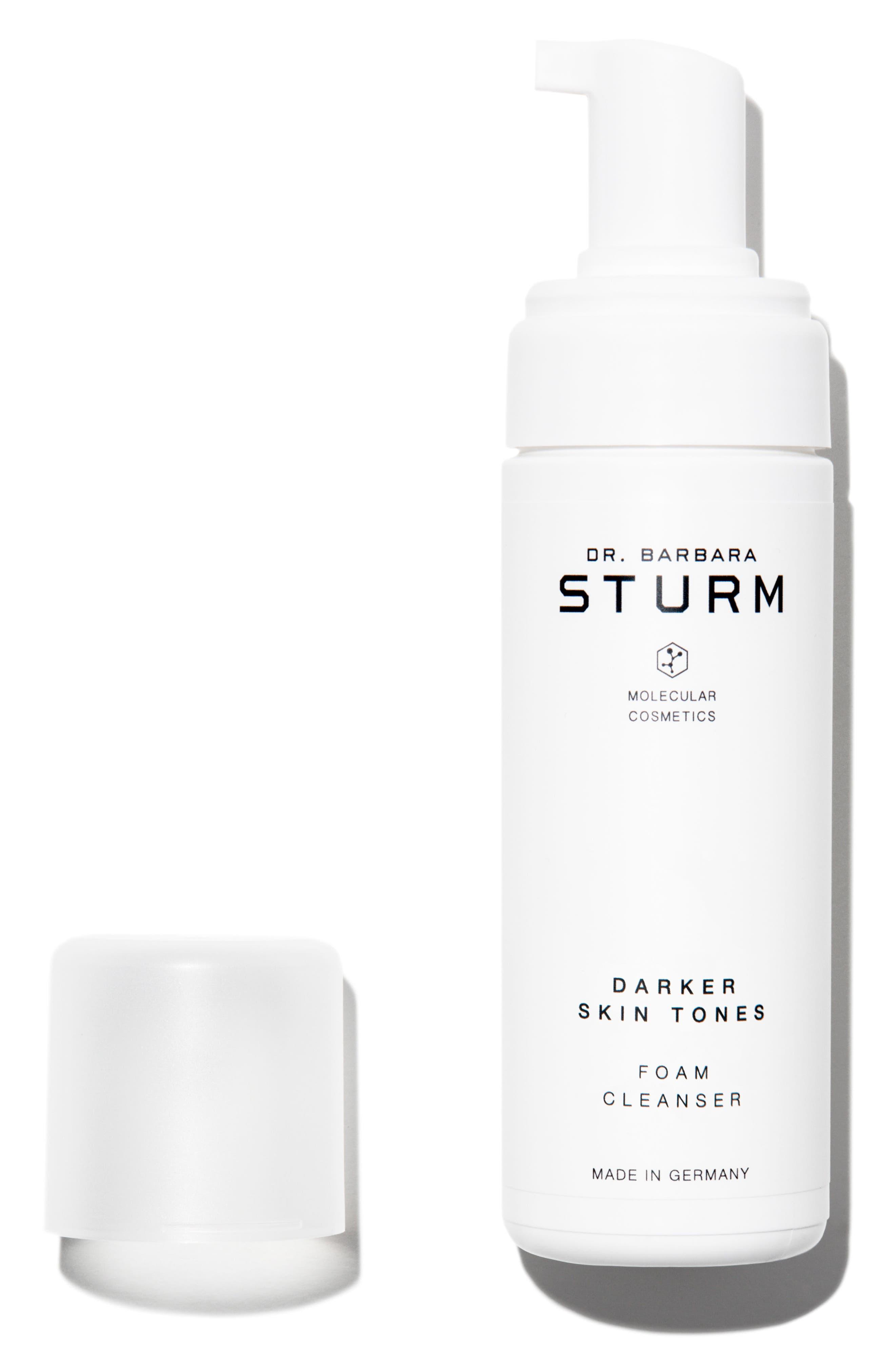DR. BARBARA STURM, Darker Skin Tones Foam Cleanser, Main thumbnail 1, color, NO COLOR
