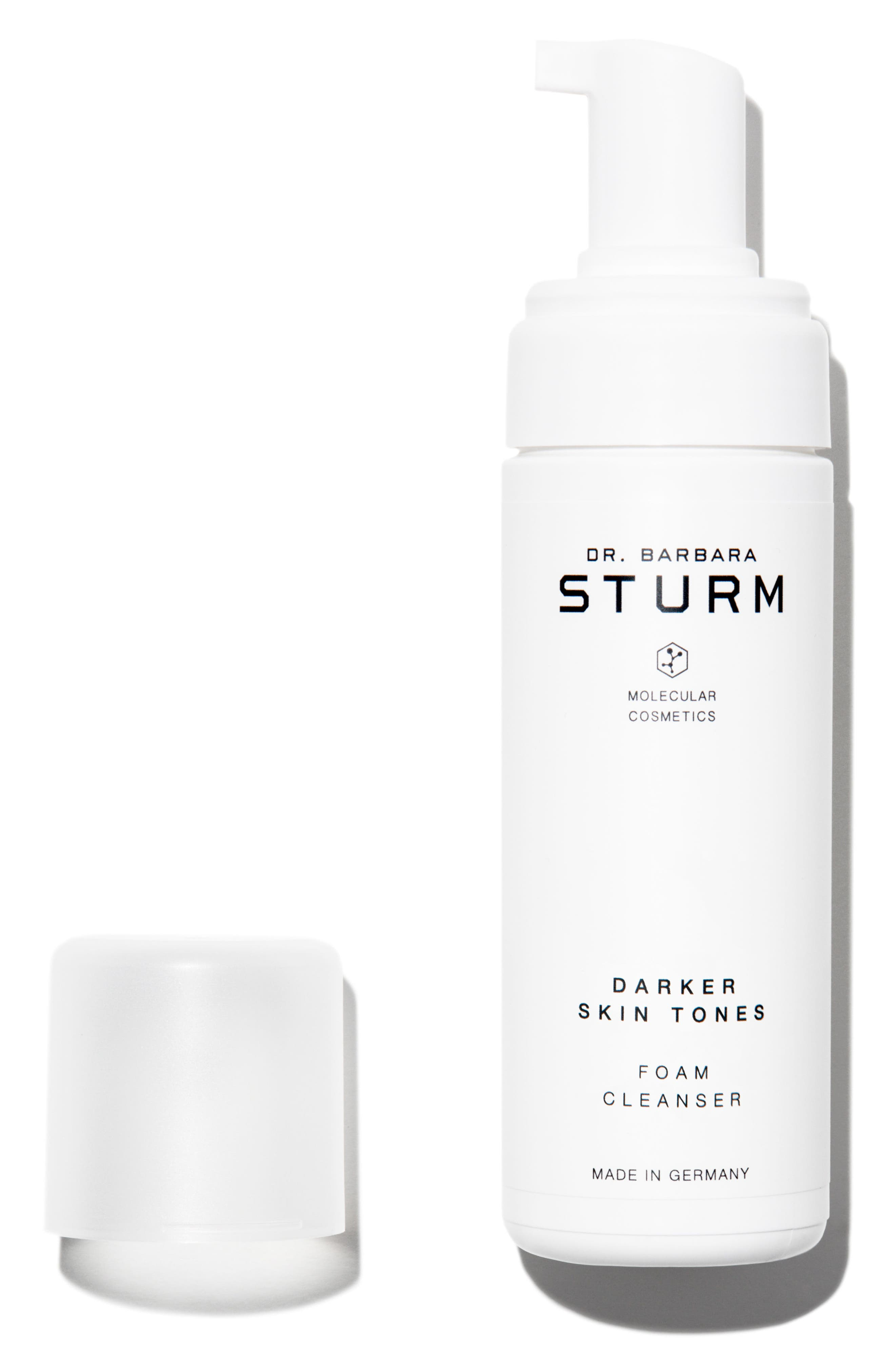 DR. BARBARA STURM Darker Skin Tones Foam Cleanser, Main, color, NO COLOR