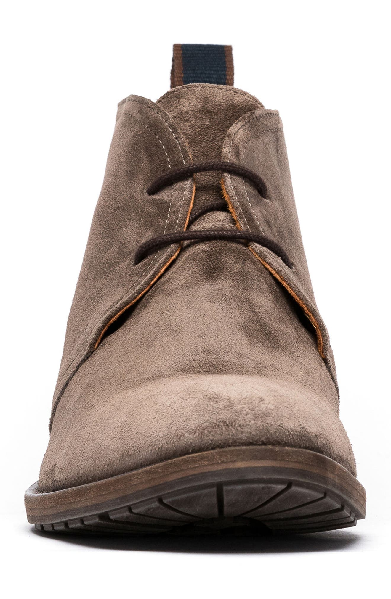 RODD & GUNN, Pebbly Hill Chukka Boot, Alternate thumbnail 4, color, TAUPE