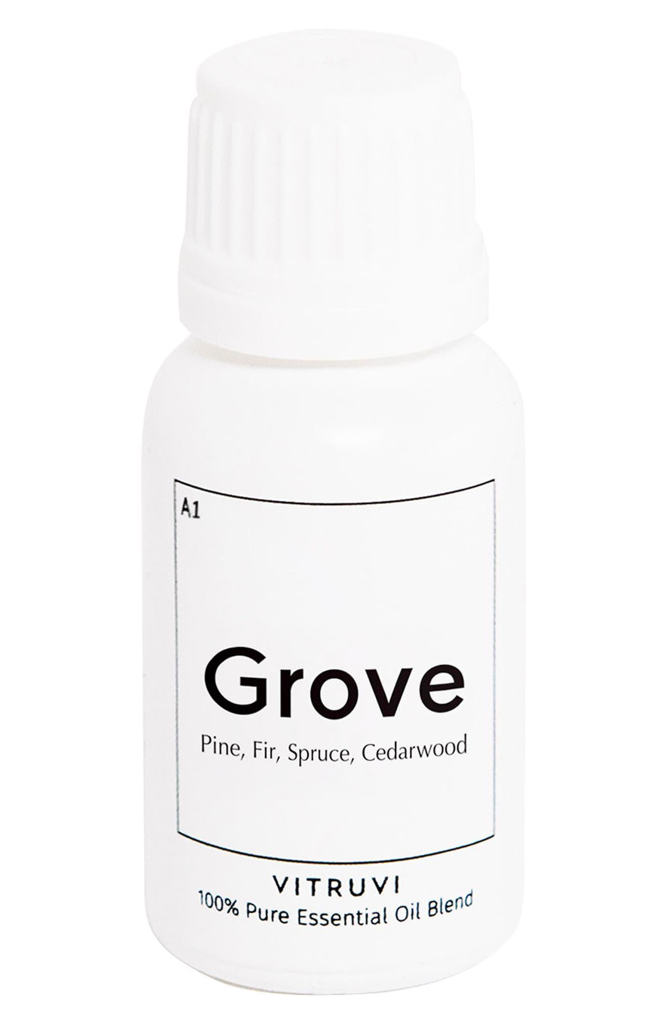 VITRUVI, Grove Blend Essential Oil, Main thumbnail 1, color, NO COLOR