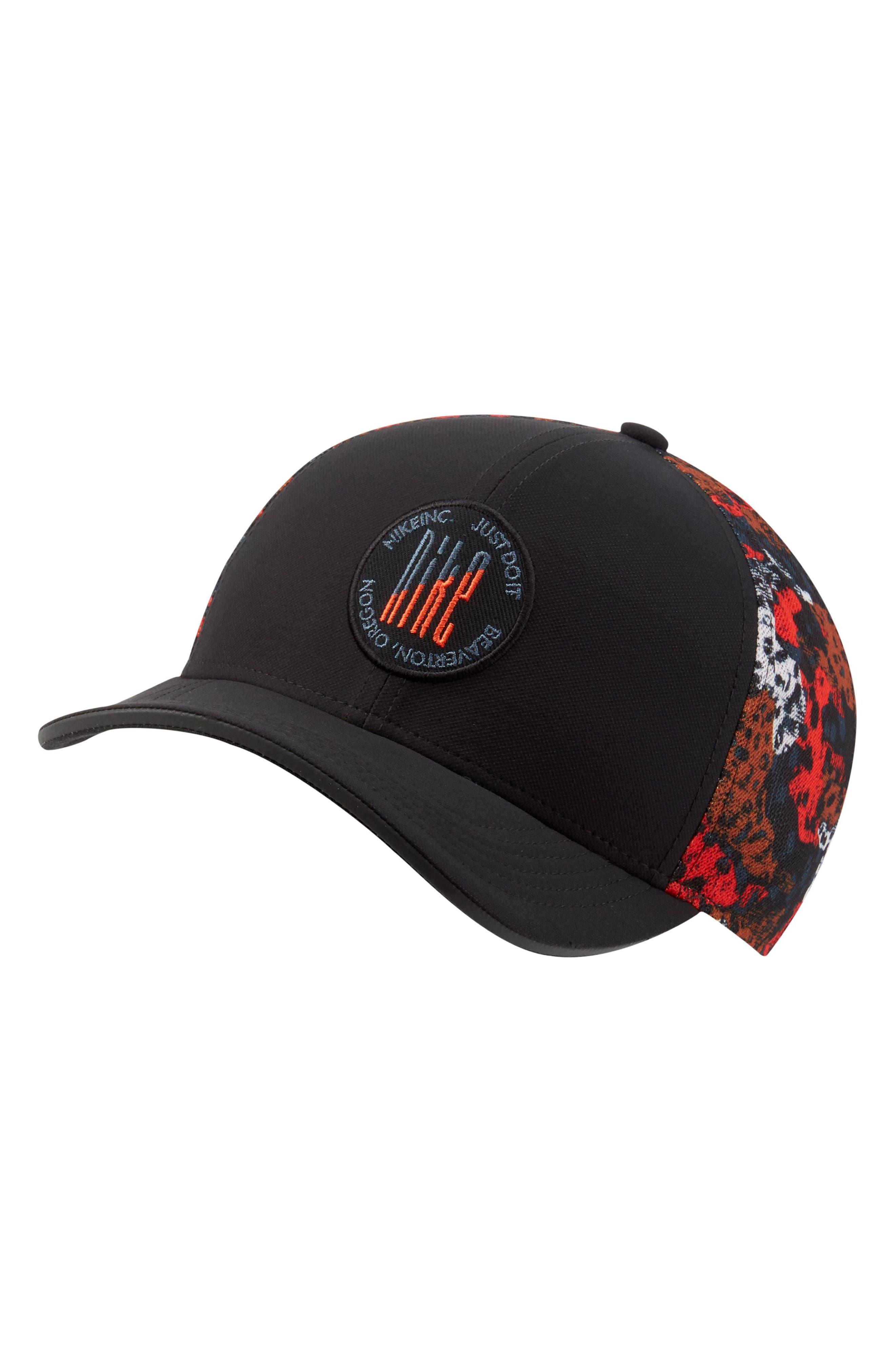NIKE Dry Trucker Cap, Main, color, BLACK
