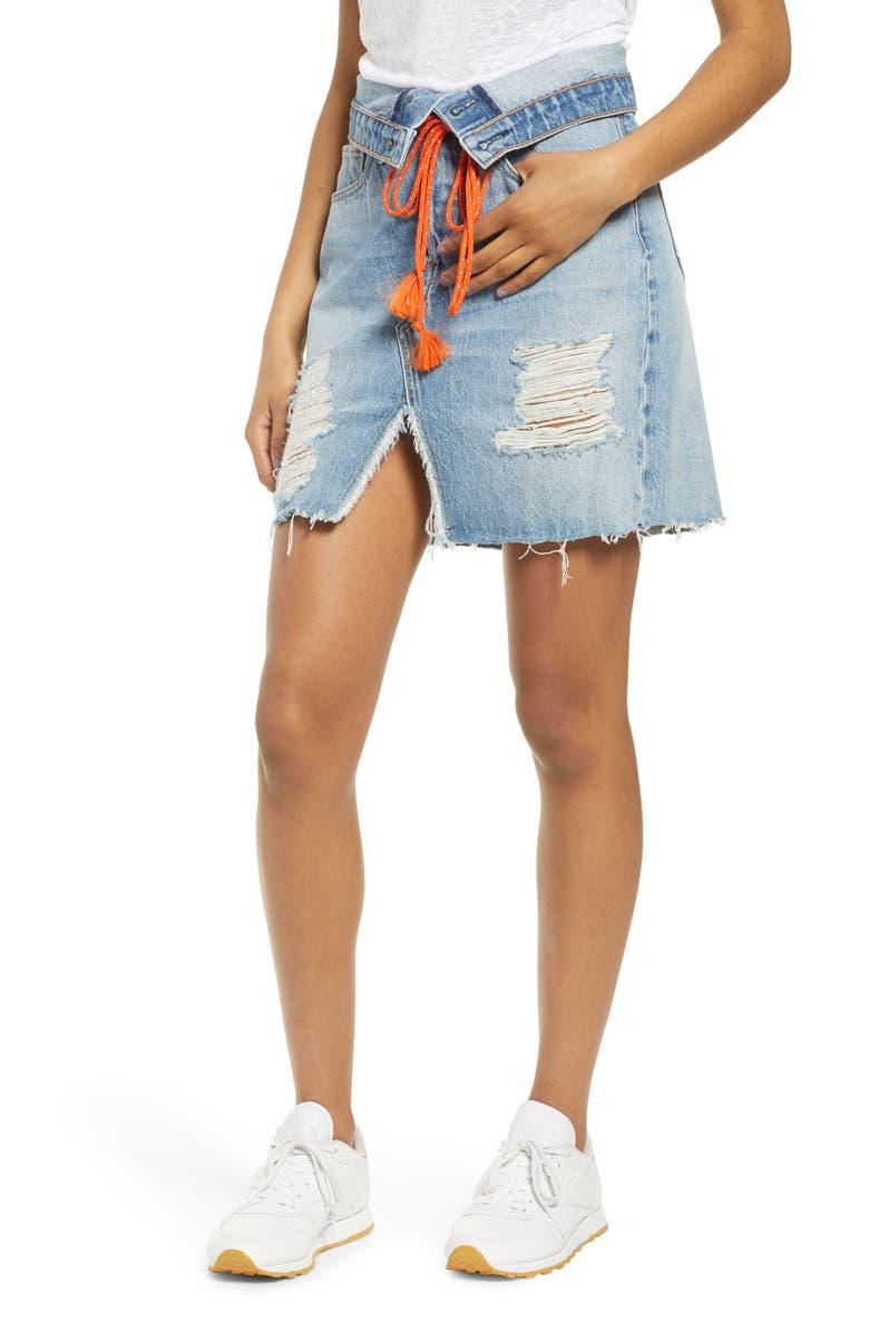 Hudson Skirts SLOANE SKIRT