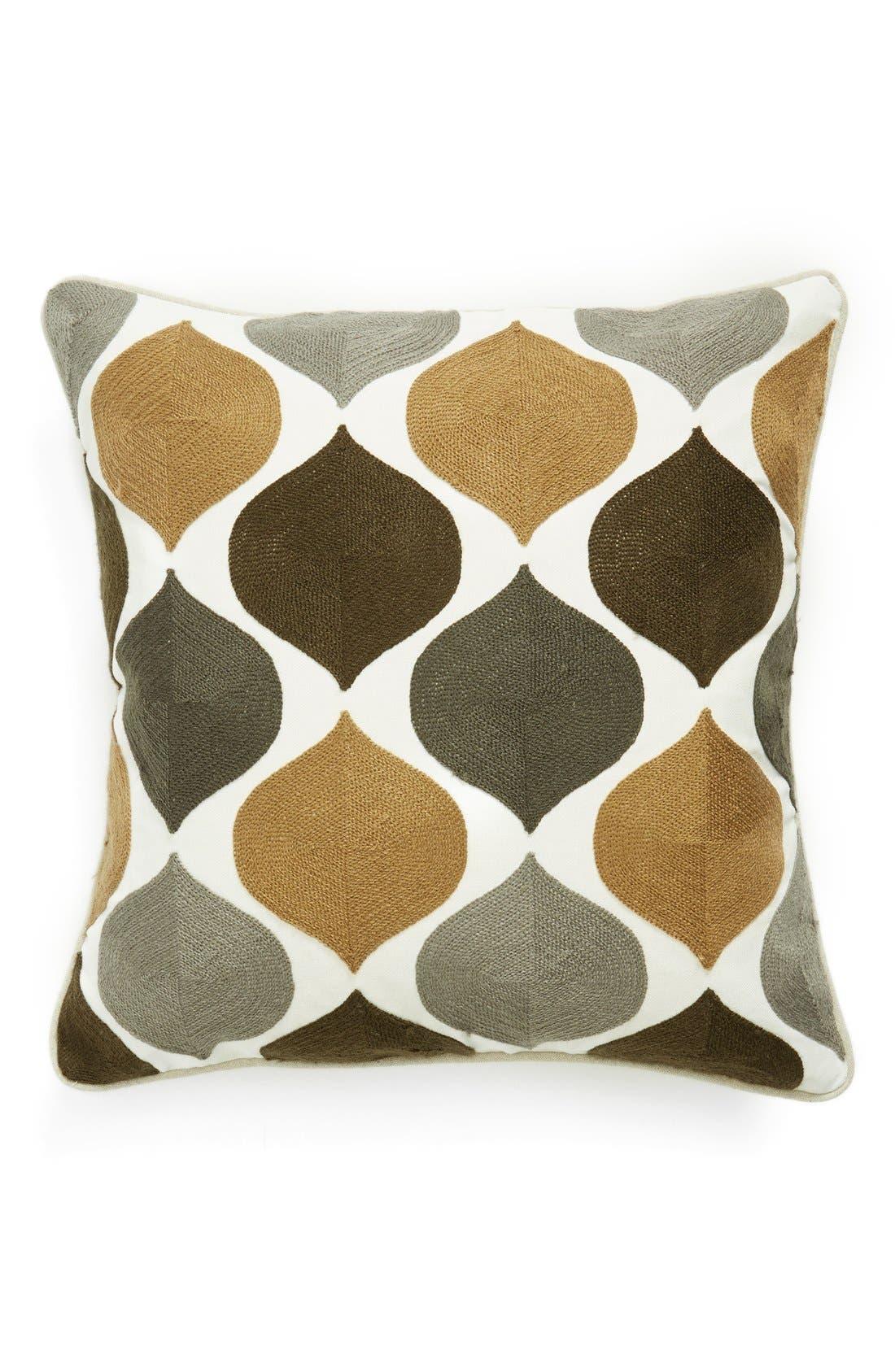 LEVTEX, 'Parma' Stitch Pillow, Main thumbnail 1, color, 200