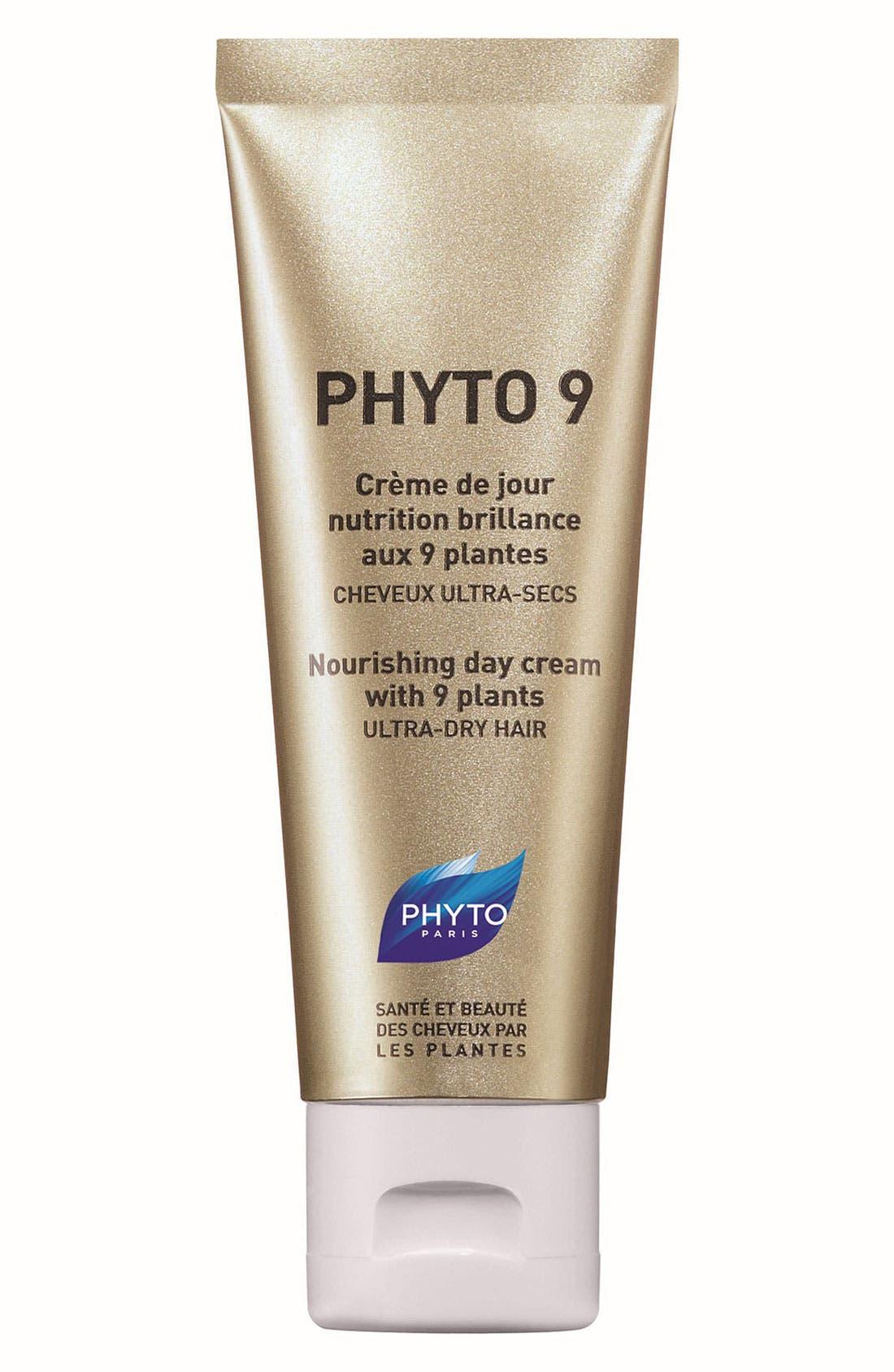 PHYTO, 9 Daily Ultra-Nourishing Cream, Main thumbnail 1, color, NO COLOR