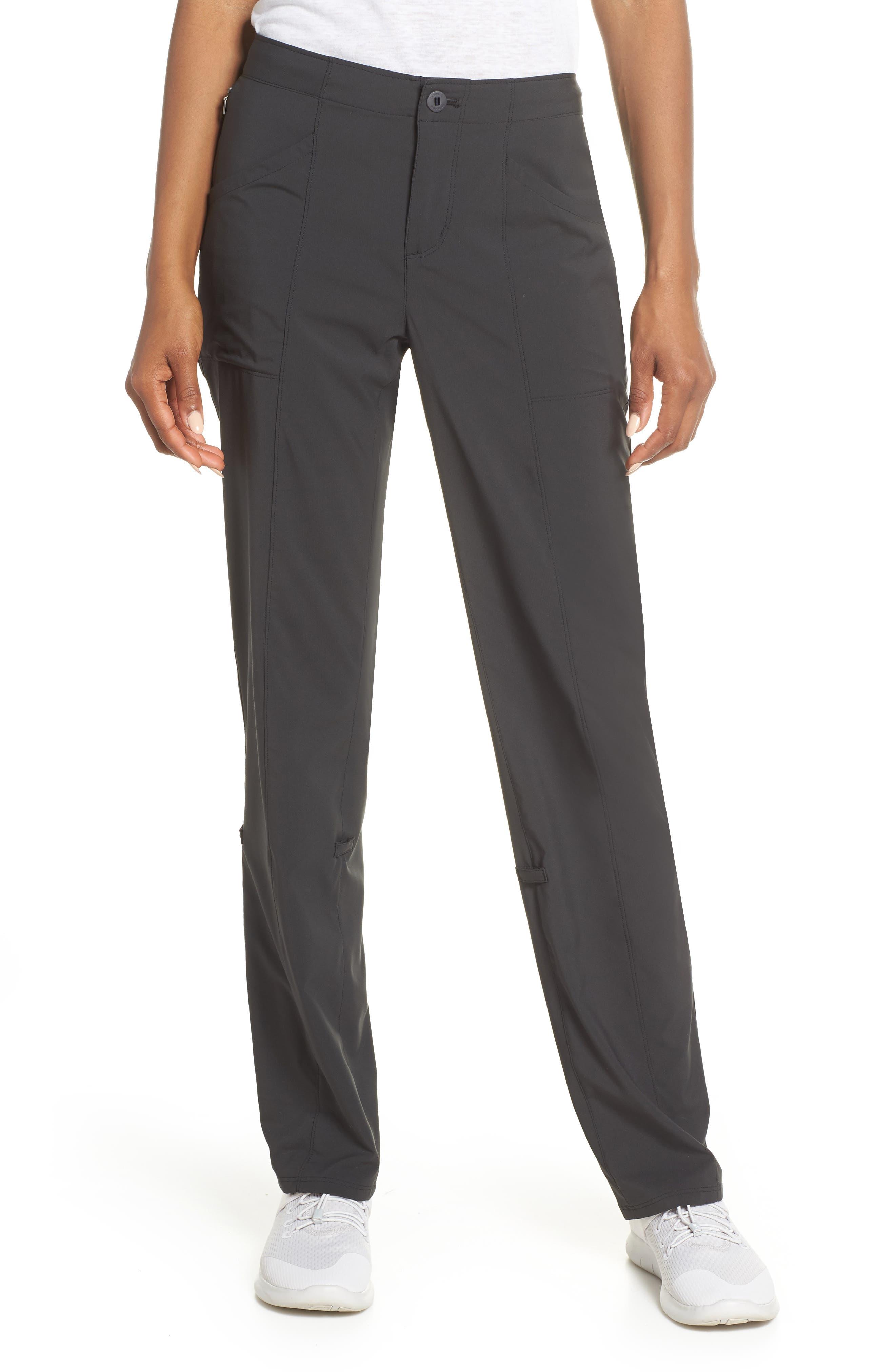 PATAGONIA High Spy Hiking Pants, Main, color, INK BLACK