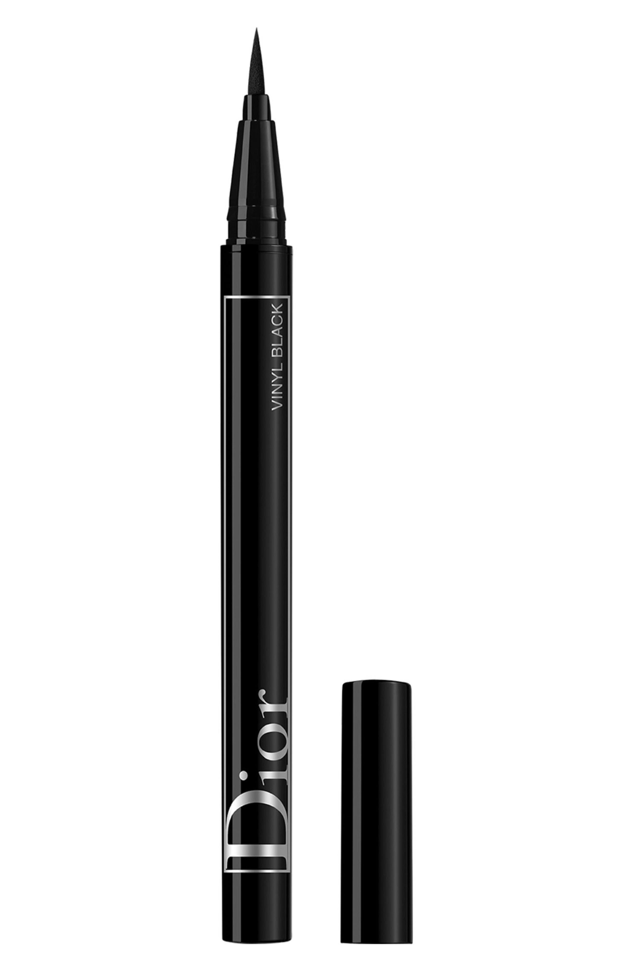 DIOR, Diorshow On Stage Eyeliner, Main thumbnail 1, color, 096 VINYL BLACK