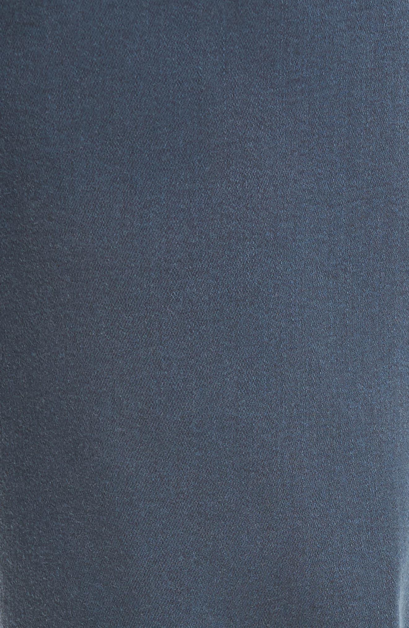 PAIGE, Lennox Slim Fit Jeans, Alternate thumbnail 5, color, 400