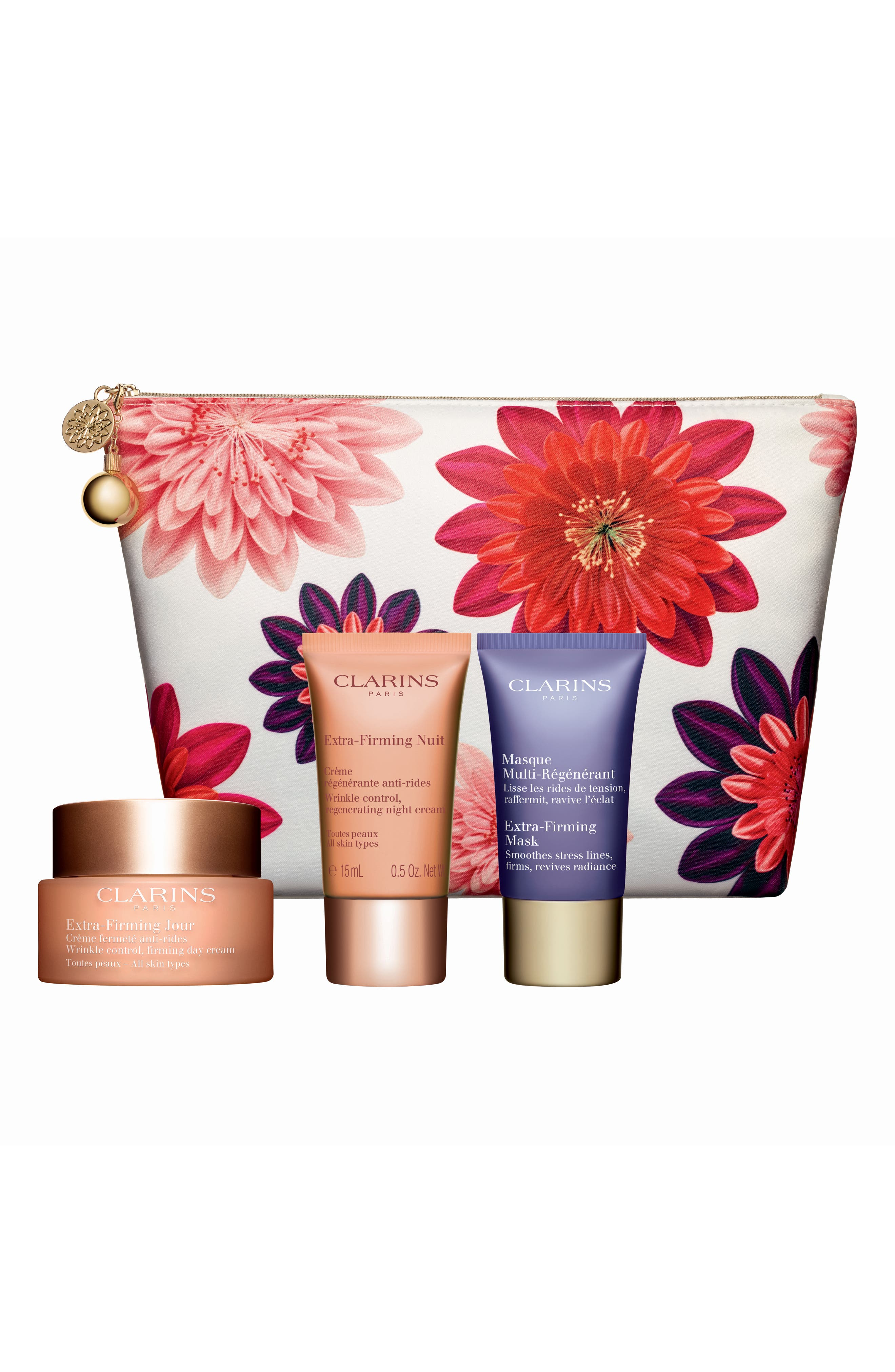 CLARINS Extra Firm Skin Solutions Set, Main, color, 000