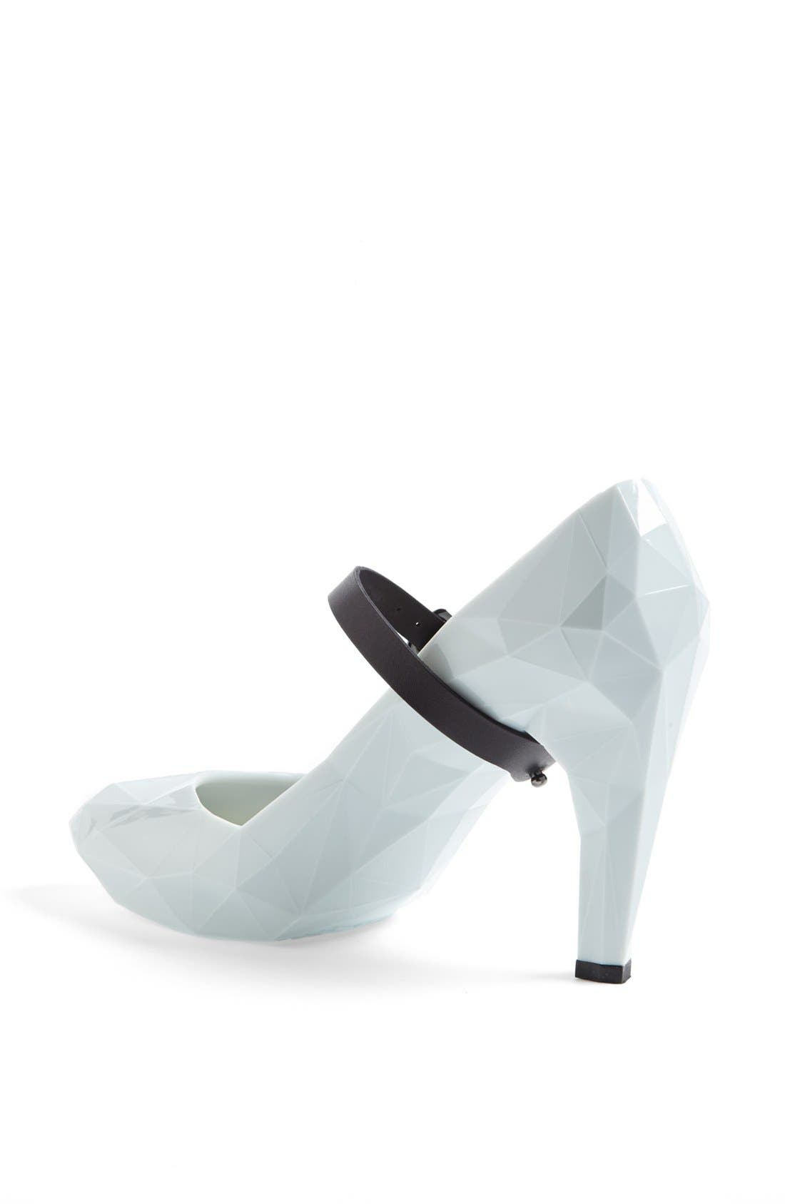 UNITED NUDE COLLECTION, 'Lo Res' Pump, Alternate thumbnail 4, color, 452