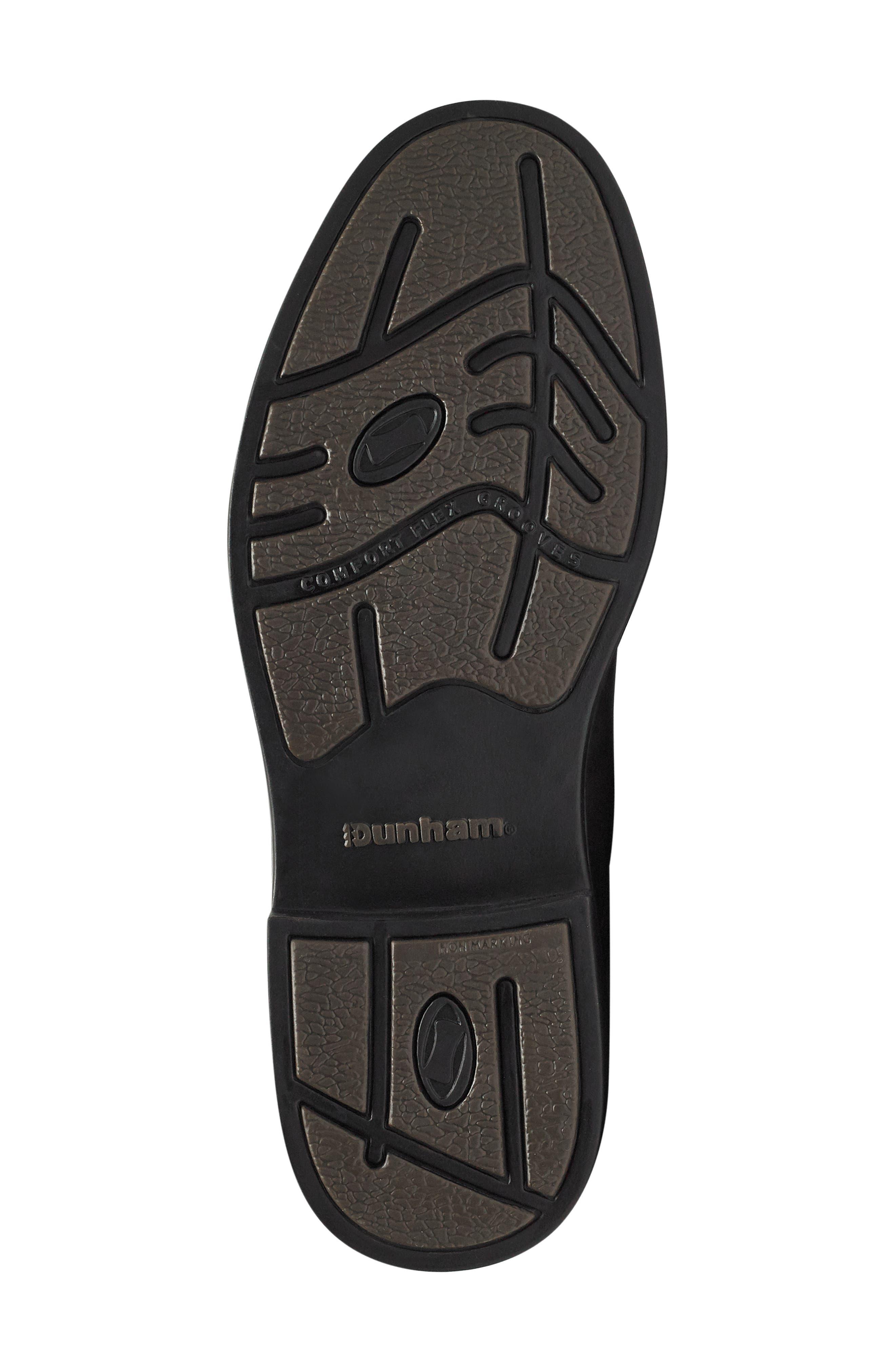 DUNHAM, Jericho Waterproof Chukka Boot, Alternate thumbnail 6, color, 020