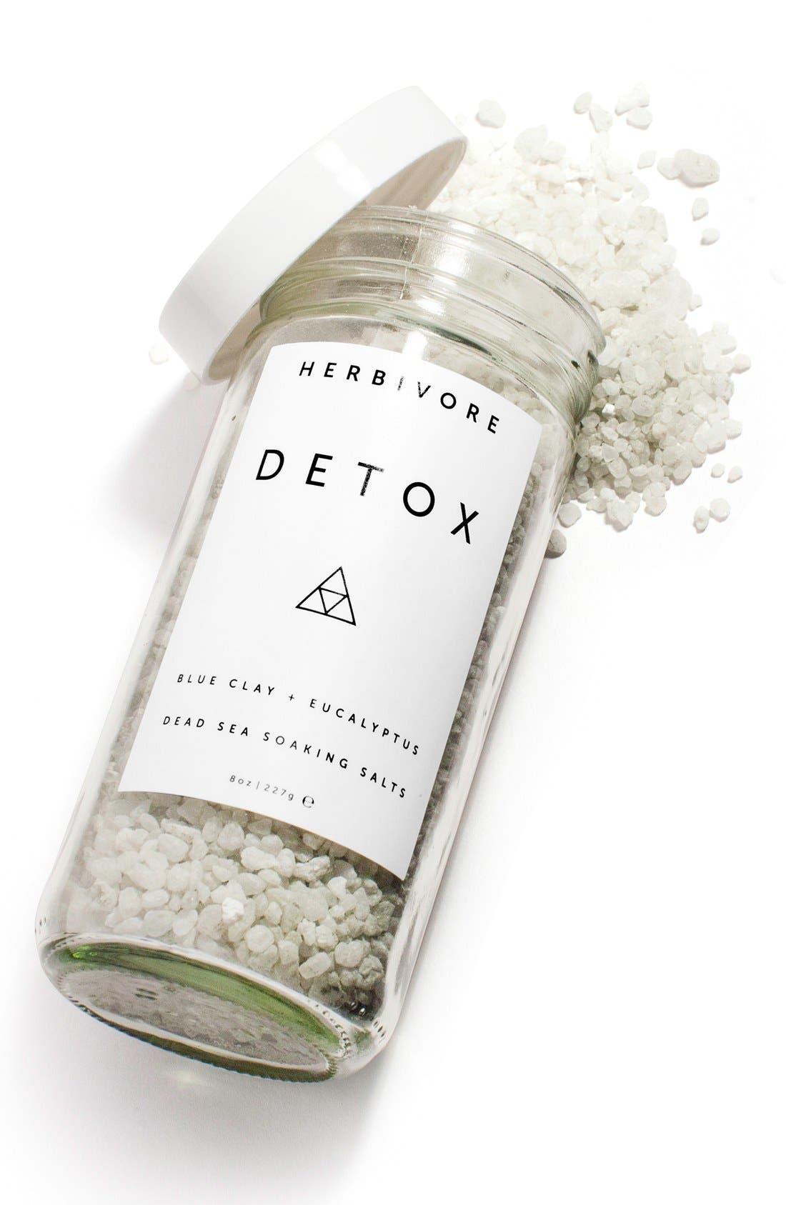 HERBIVORE BOTANICALS, Detox Bath Salts, Alternate thumbnail 3, color, NONE
