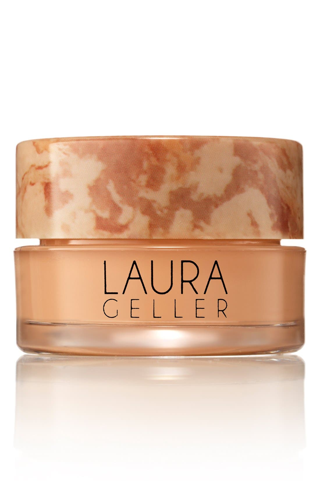 LAURA GELLER BEAUTY, Baked Radiance Cream Concealer, Main thumbnail 1, color, TAN