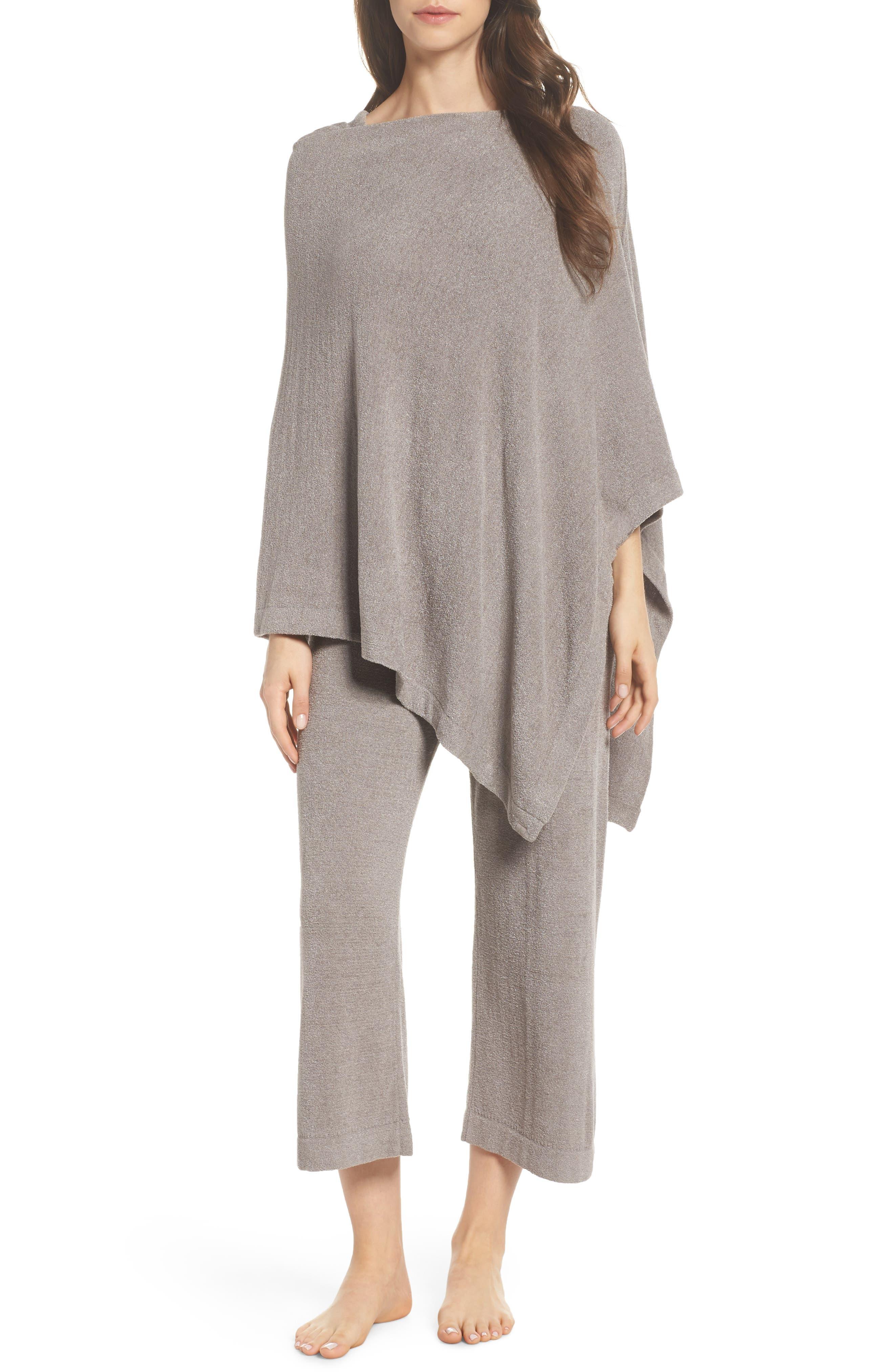BAREFOOT DREAMS<SUP>®</SUP>, Cozychic Ultra Lite<sup>®</sup> Culotte Lounge Pants, Alternate thumbnail 7, color, 081