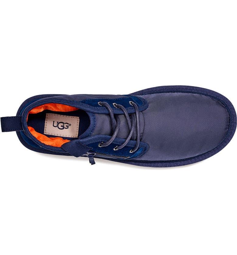 30a146c9f32 Men's Neumel Zip Boots Men's Shoes in Navy