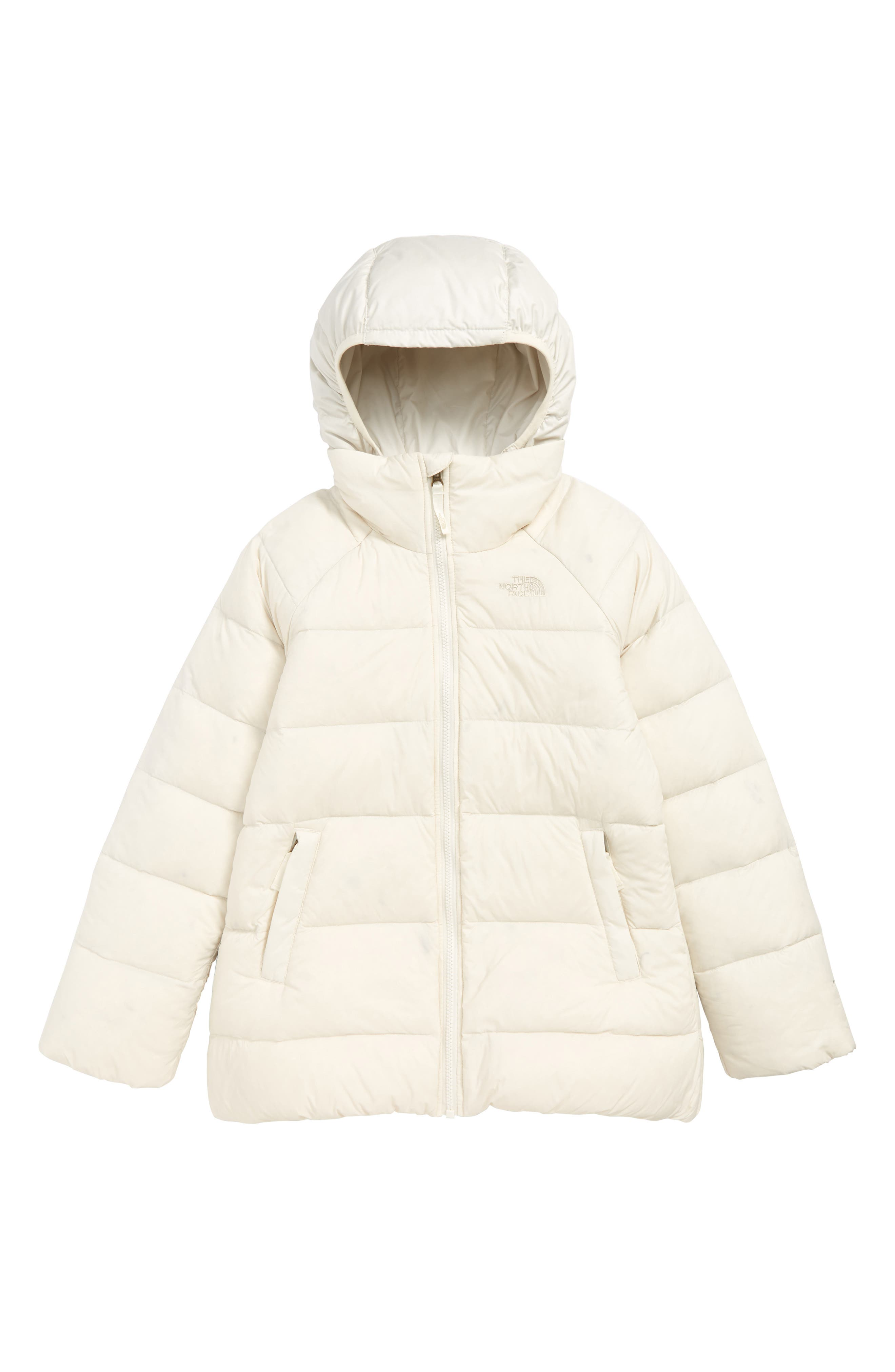 THE NORTH FACE Double Down TriClimate<sup>®</sup> 3-in-1 Jacket, Main, color, VINTAGE WHITE