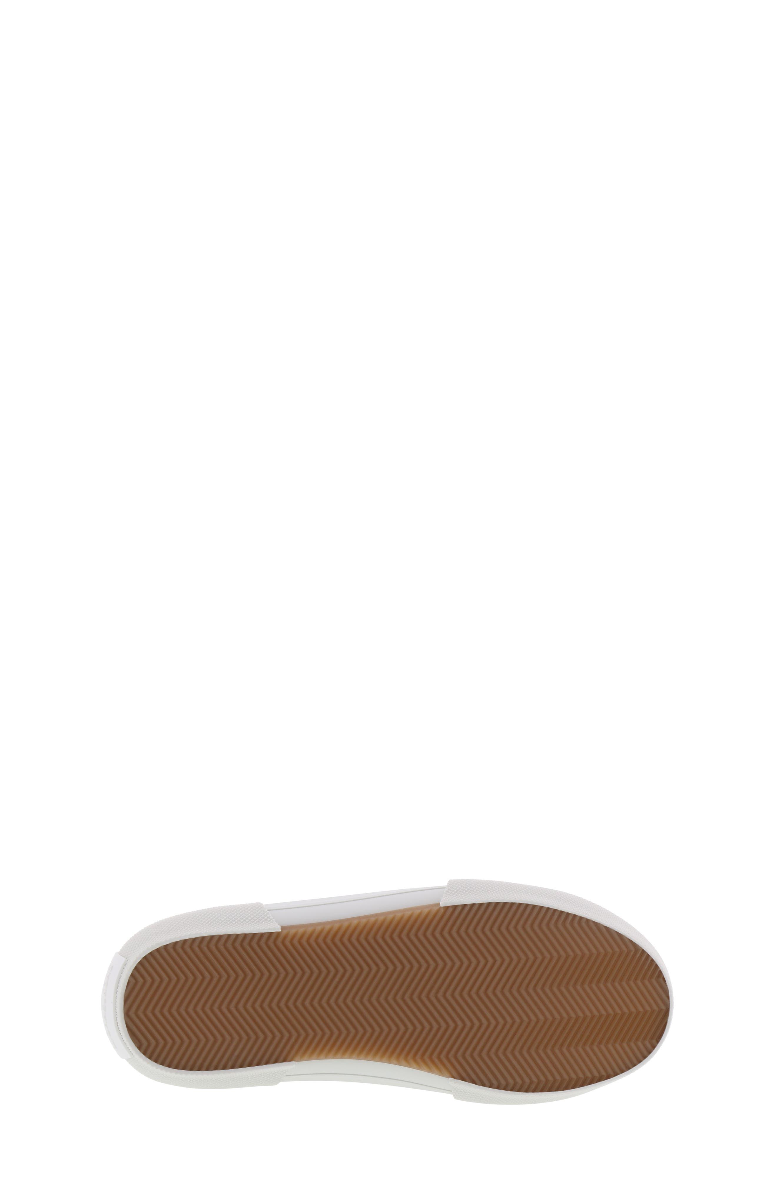 MICHAEL MICHAEL KORS, Ima Rebel Sneaker, Alternate thumbnail 6, color, VANILLA