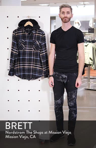 Essex Hooded Flannel Shirt, sales video thumbnail