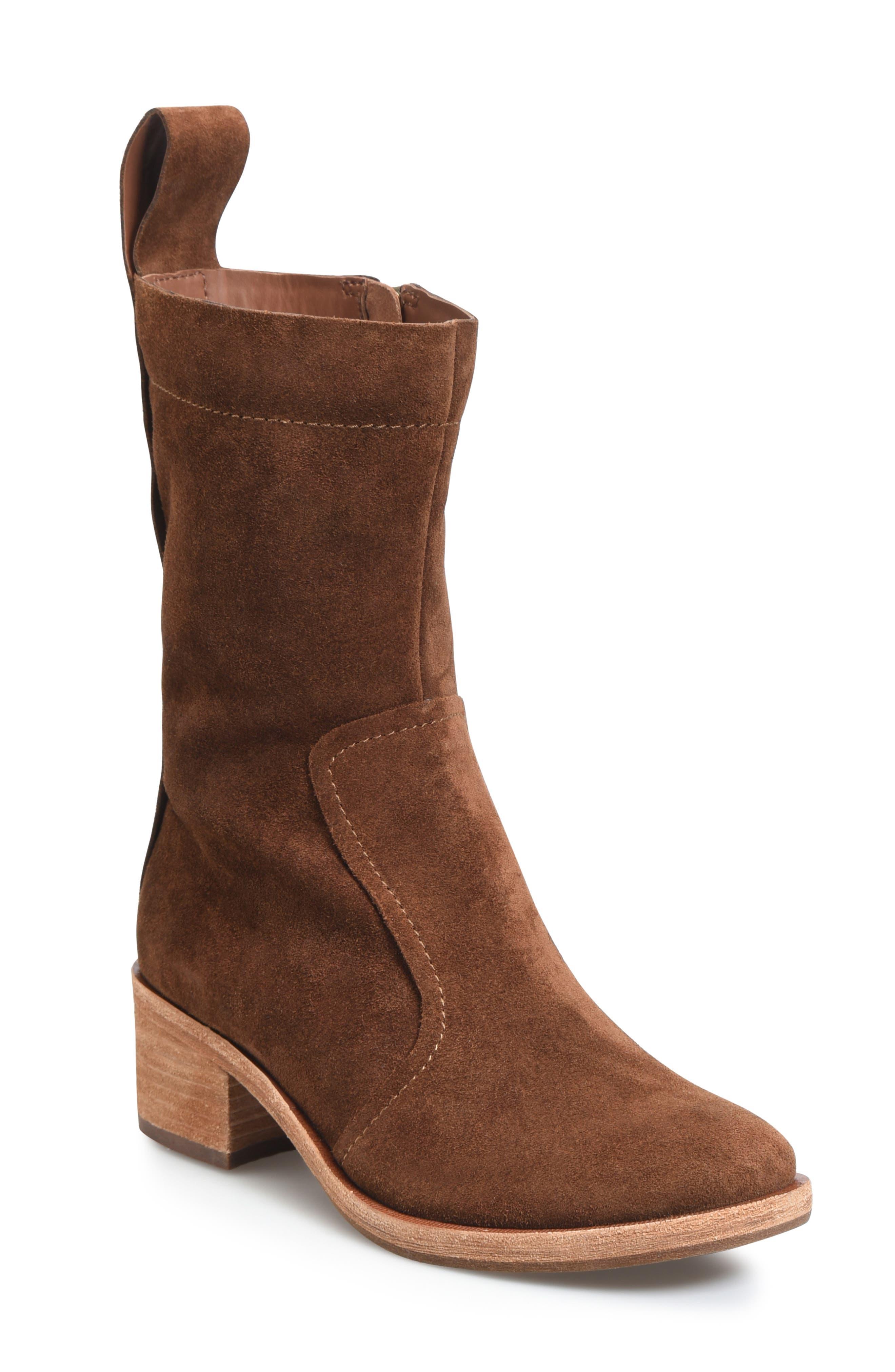 Kork-Ease Jewel Boot- Brown