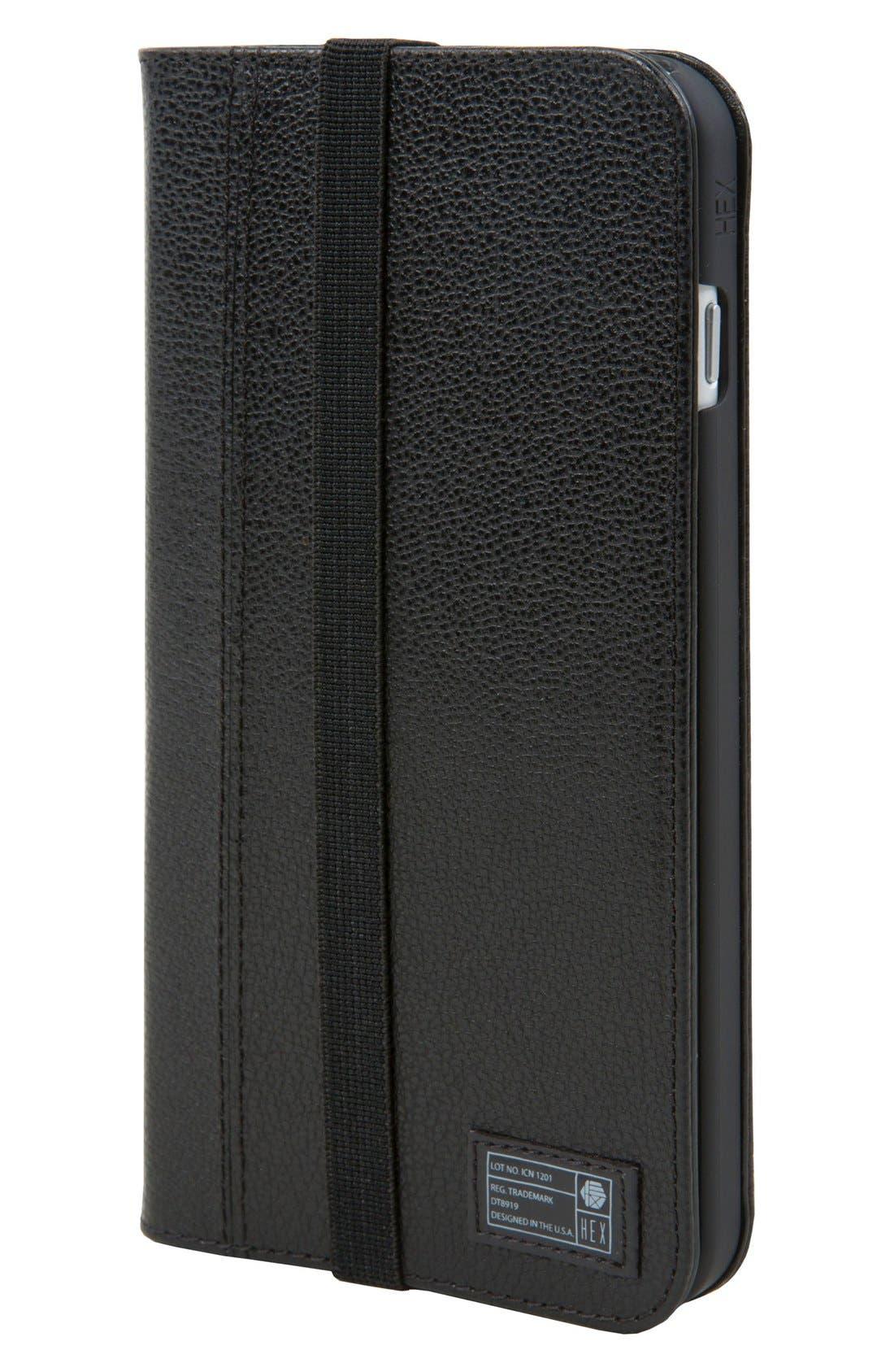HEX, Icon iPhone 7/8 Plus Case & Wallet, Main thumbnail 1, color, 001