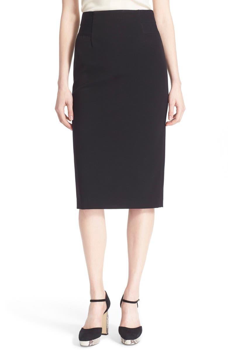 4dfe581052 DIANE VON FURSTENBERG 'Geri' Knit Pencil Skirt, Main, color, ...