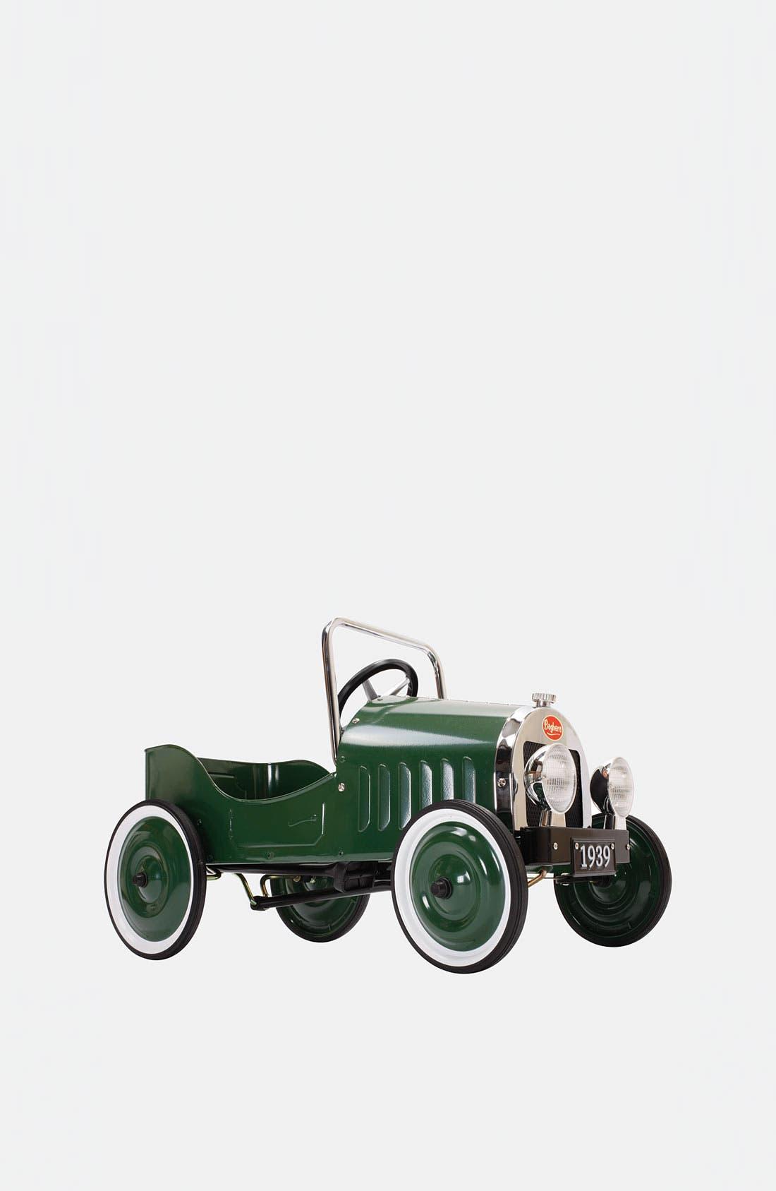 Toddler Baghera Classic Pedal Car
