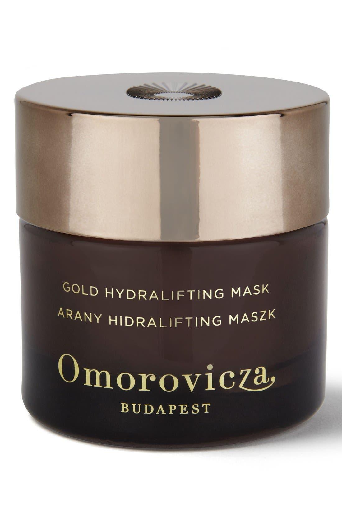 OMOROVICZA, Gold Hydralifting Mask, Main thumbnail 1, color, NO COLOR