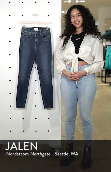 Margot High Waist Crop Jeans, sales video thumbnail