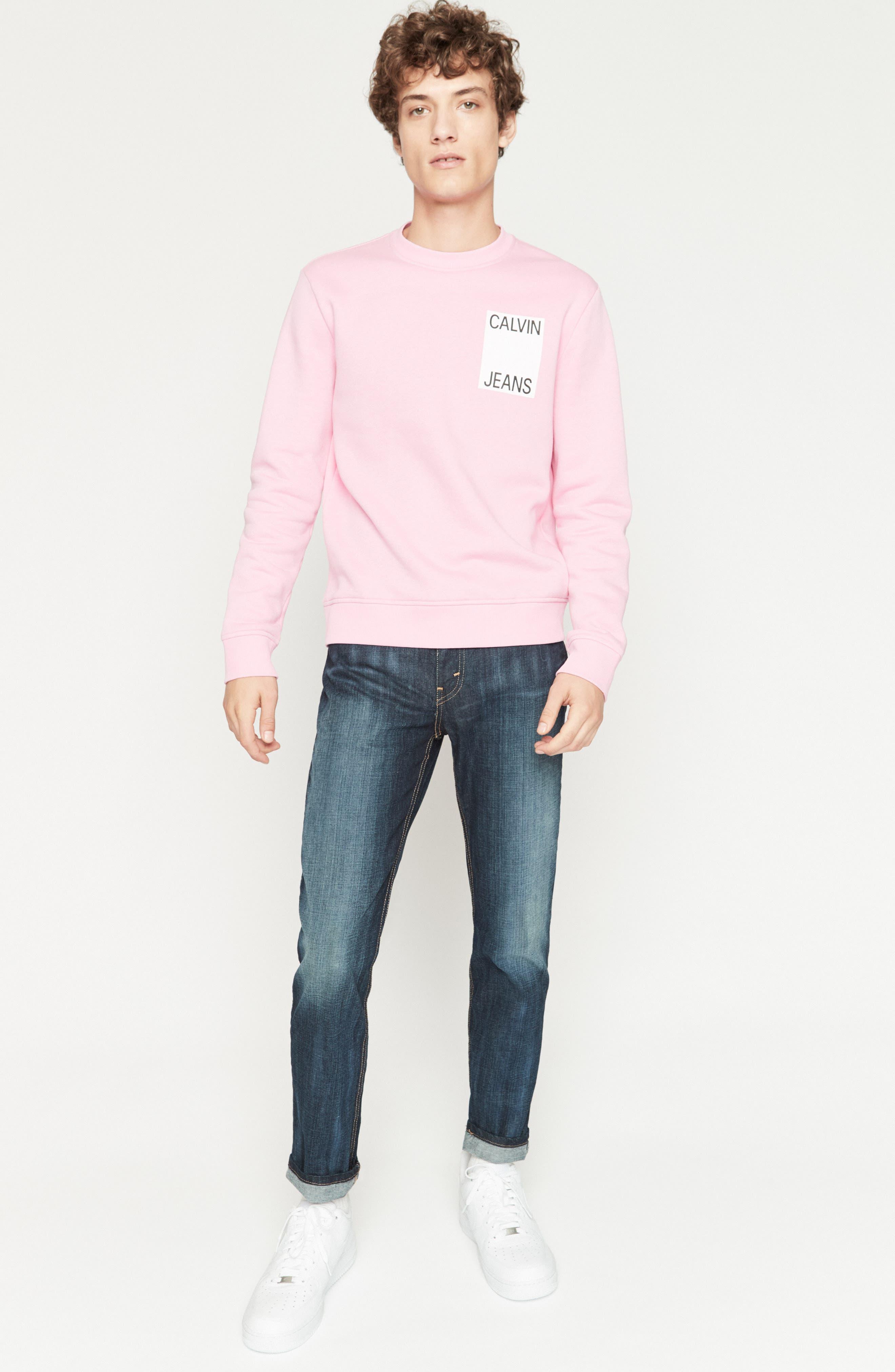 LEVI'S<SUP>®</SUP>, 514<sup>™</sup> Straight Leg Jeans, Alternate thumbnail 8, color, SHOESTRING