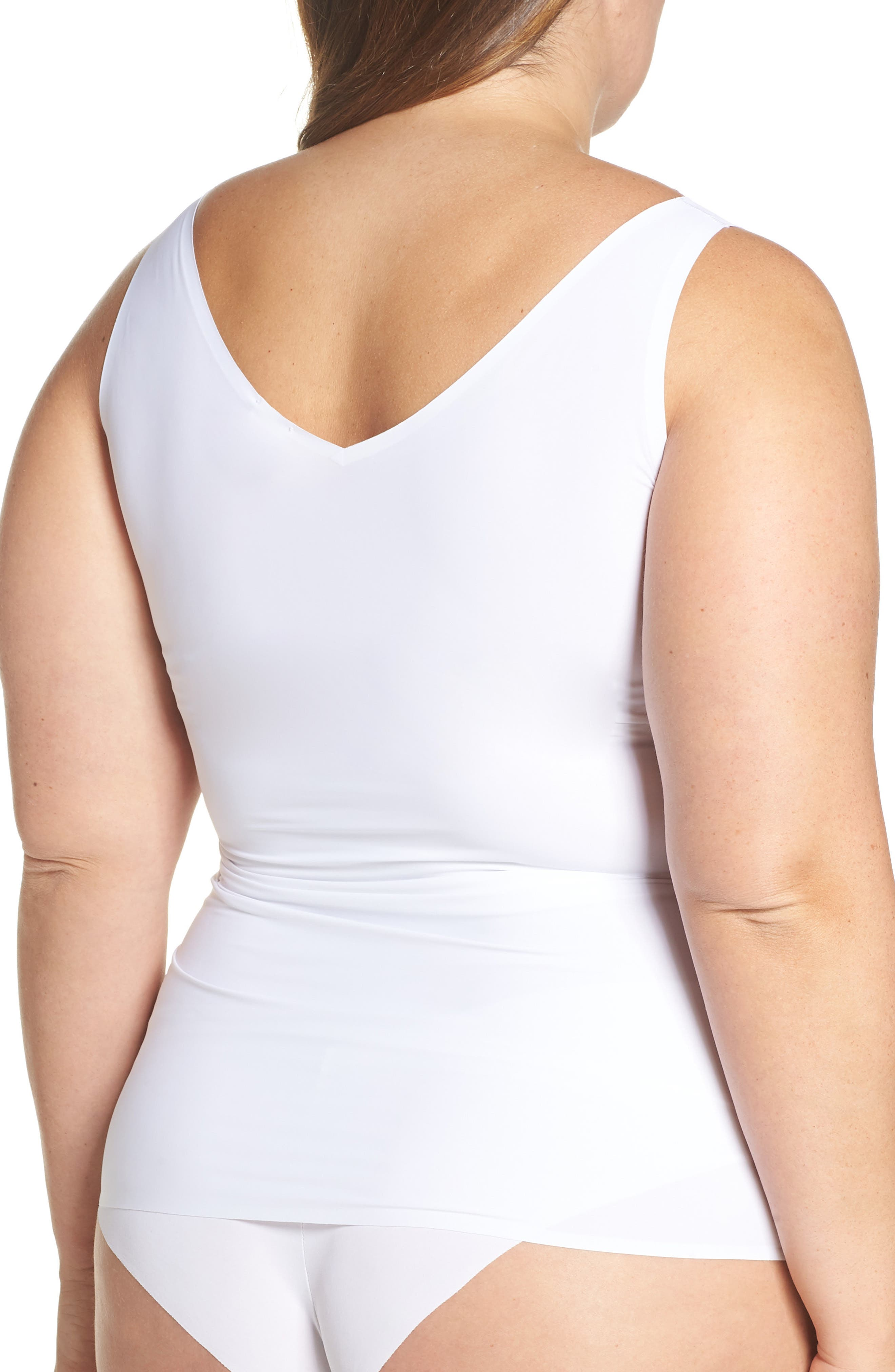 YUMMIE, 6-in-1 Shaping Tank, Alternate thumbnail 2, color, WHITE