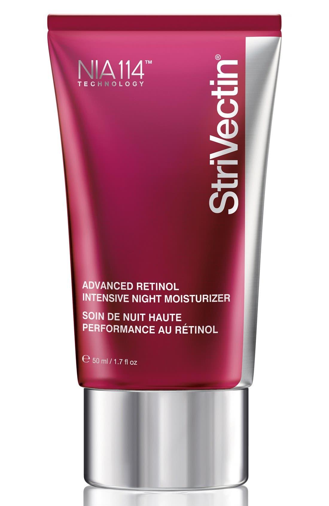 STRIVECTIN<SUP>®</SUP> Advanced Retinol Intensive Night Moisturizer, Main, color, NO COLOR