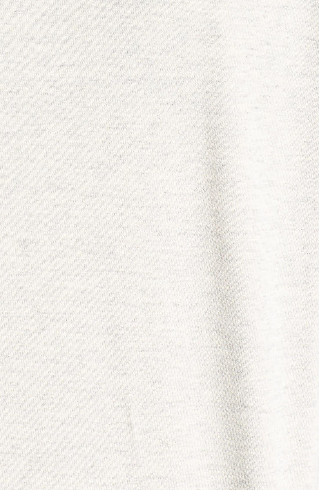 TODD SNYDER + CHAMPION, Shawl Collar Sweatshirt, Alternate thumbnail 2, color, 050