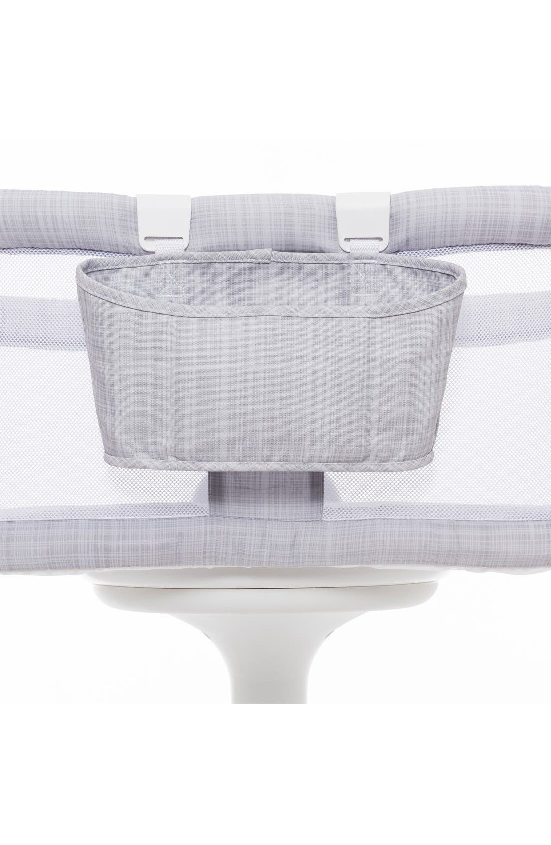 HALO<SUP>®</SUP>, Bassinest<sup>™</sup> LUXE Plus Bedside Swivel Sleeper, Alternate thumbnail 2, color, GRAY MELANGE