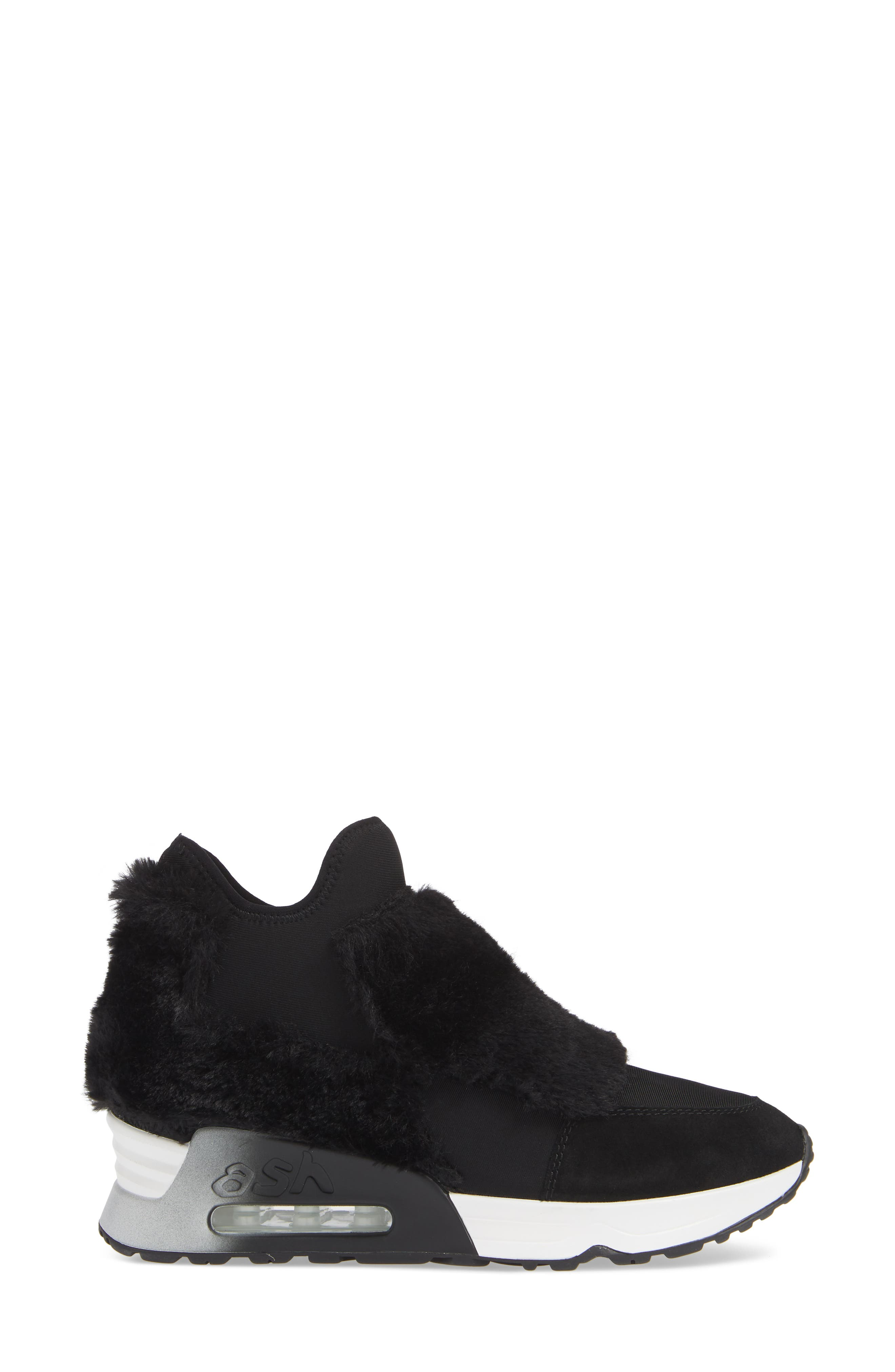 ASH, Lazer Sneaker, Alternate thumbnail 3, color, 002