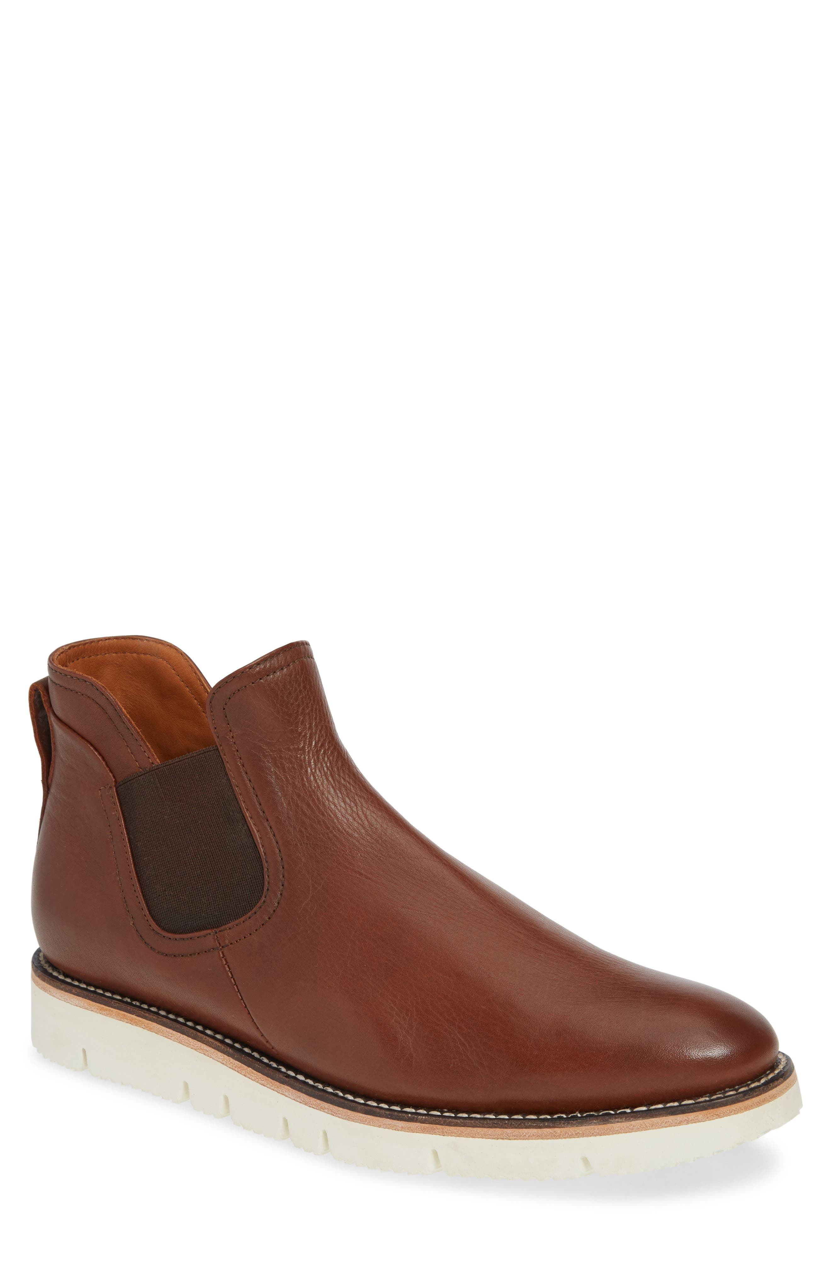 Ariat Uptown Mid Chelsea Boot- Brown