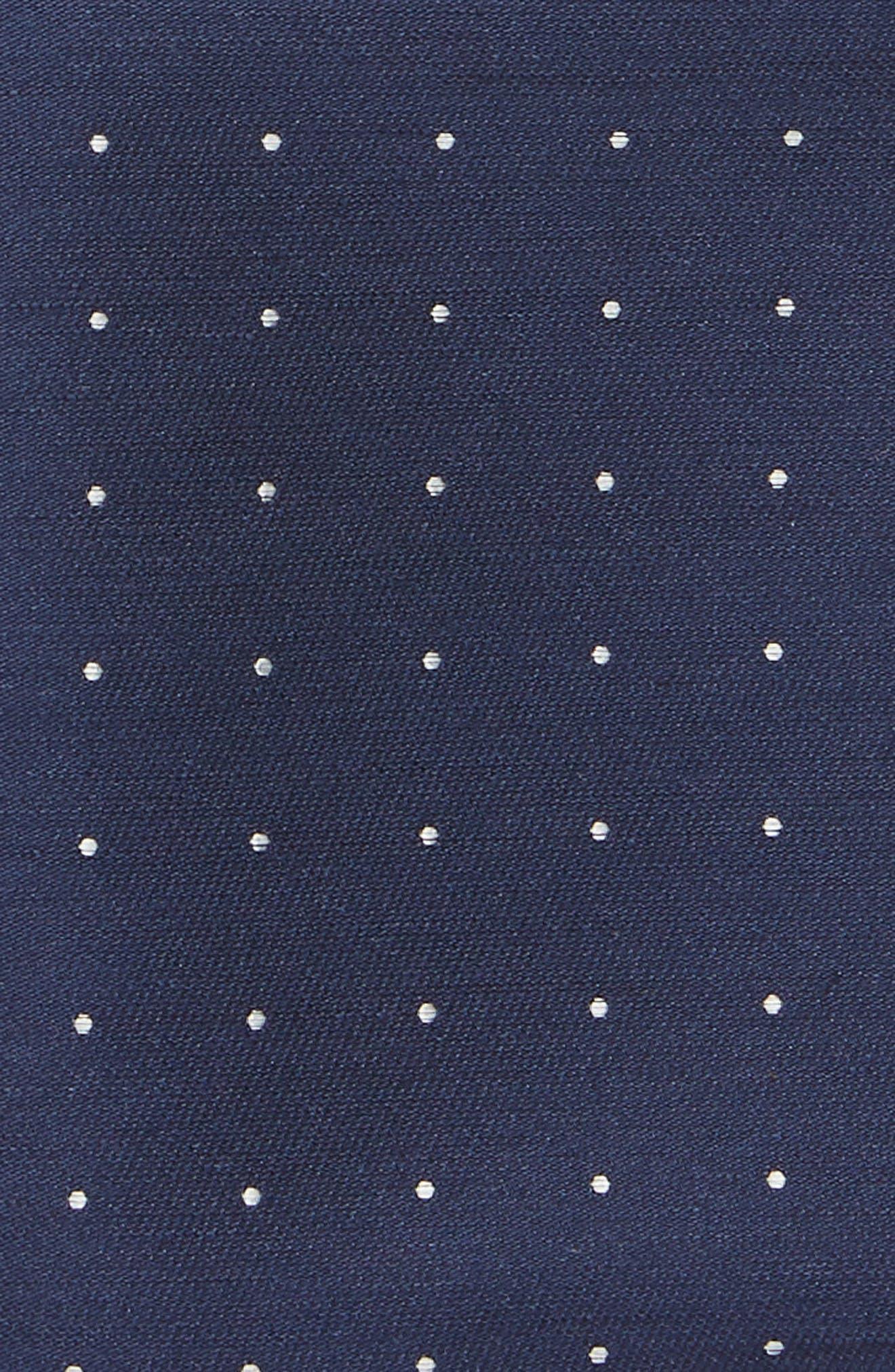 THE TIE BAR, Set of 5 Pocket Squares, Alternate thumbnail 3, color, 467