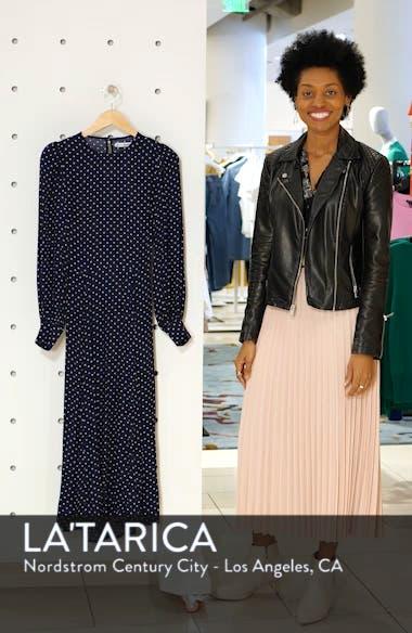 Abigaile Long Sleeve Dress, sales video thumbnail