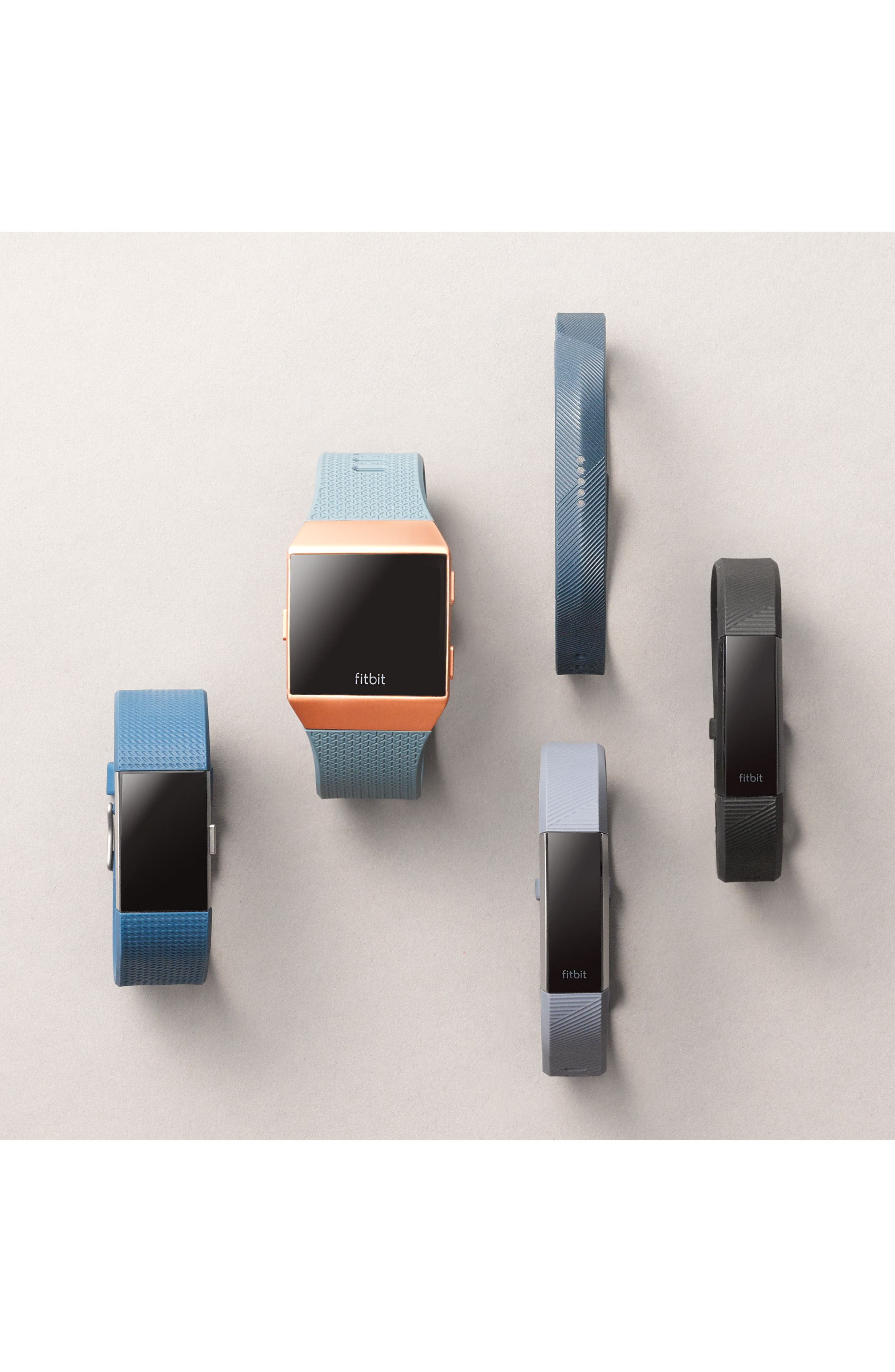 FITBIT, 'Charge 2' Wireless Activity & Heart Rate Tracker, Alternate thumbnail 8, color, 440