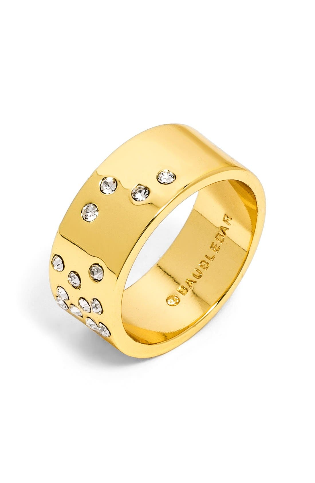 BAUBLEBAR, 'Constellation' Rings, Alternate thumbnail 4, color, 710