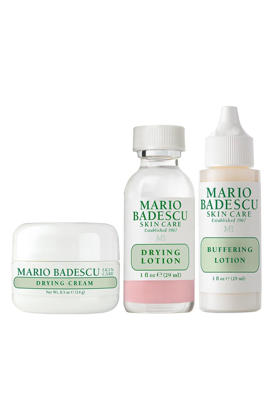 MARIO BADESCU, Acne Repair Kit, Main thumbnail 1, color, NO COLOR