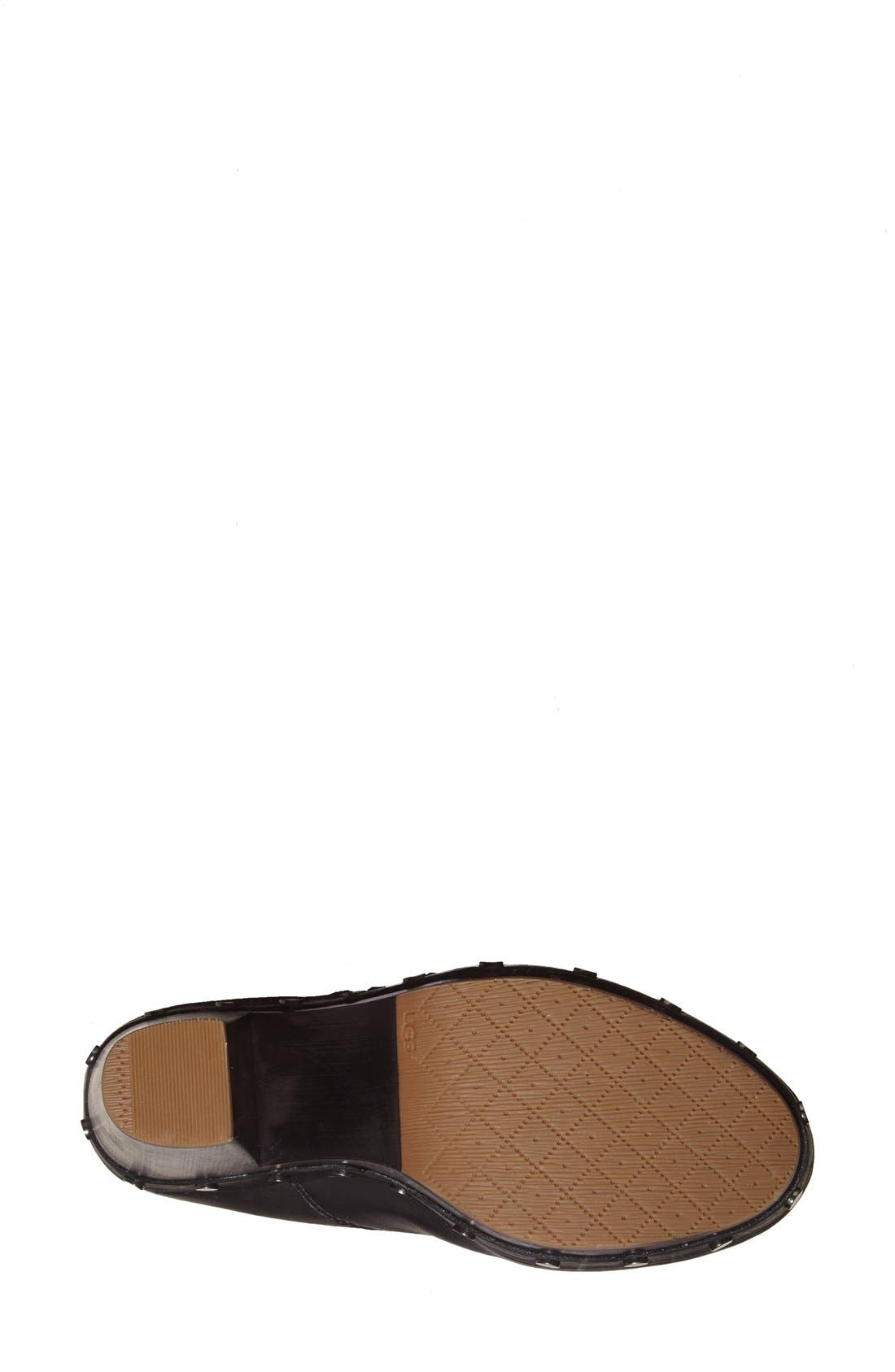 UGG<SUP>®</SUP>, Australia 'Carberry' Chelsea Boot, Alternate thumbnail 2, color, 001