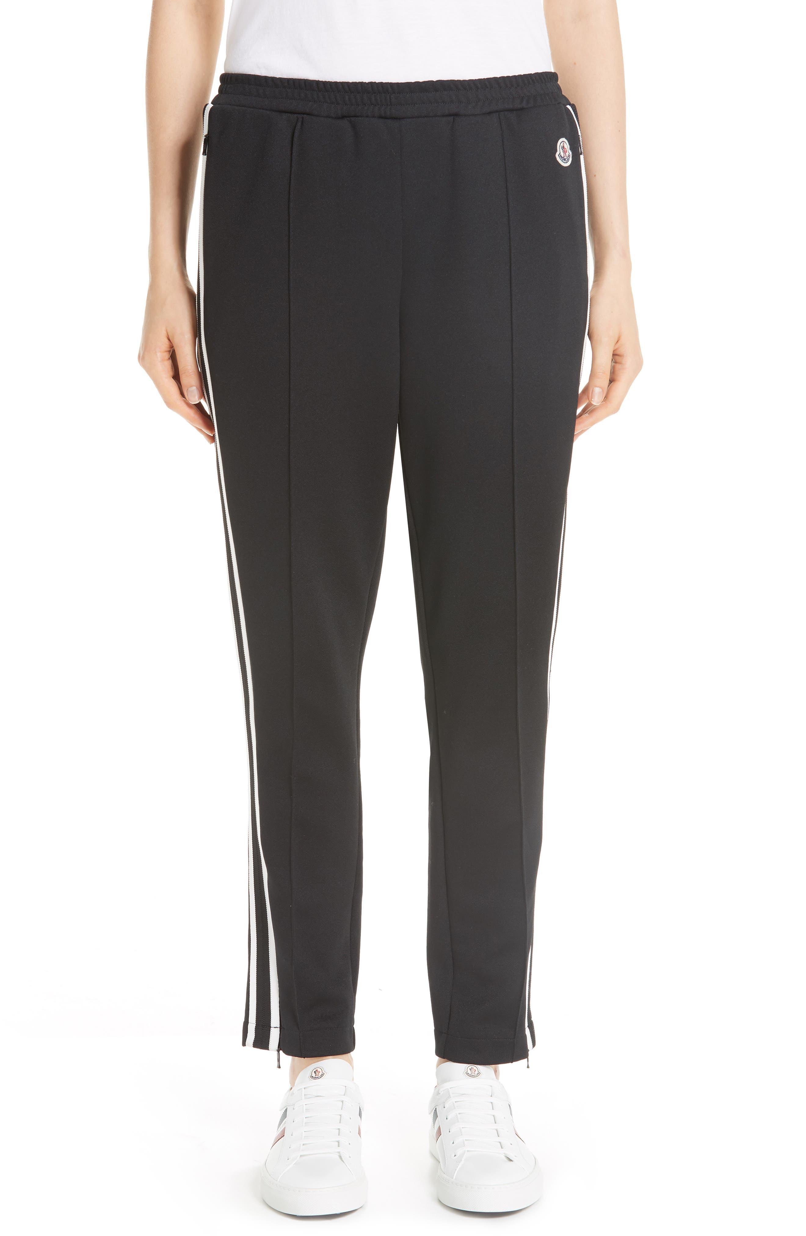 MONCLER Track Pants, Main, color, 001