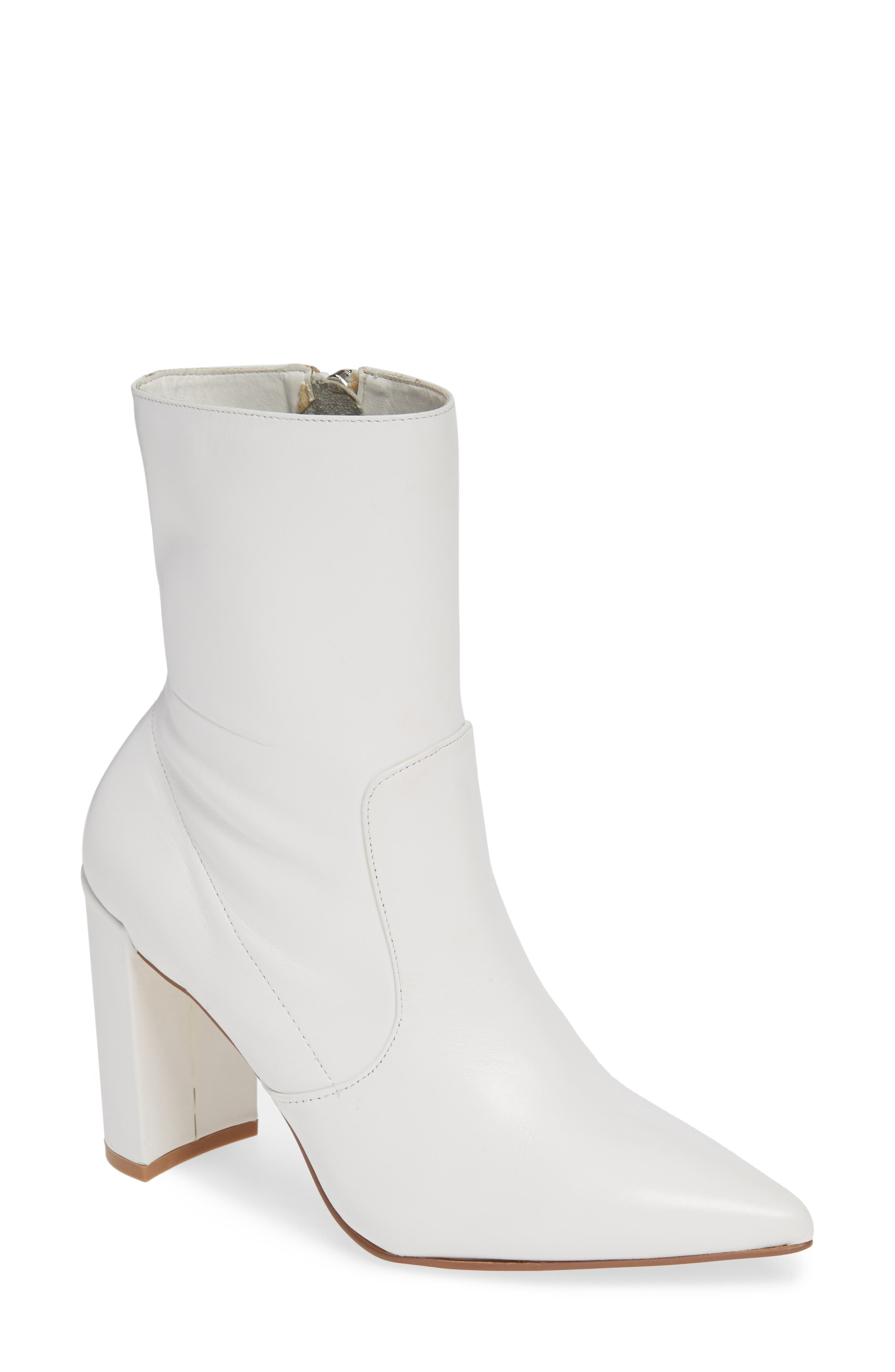 Chinese Laundry Radiant Bootie, White