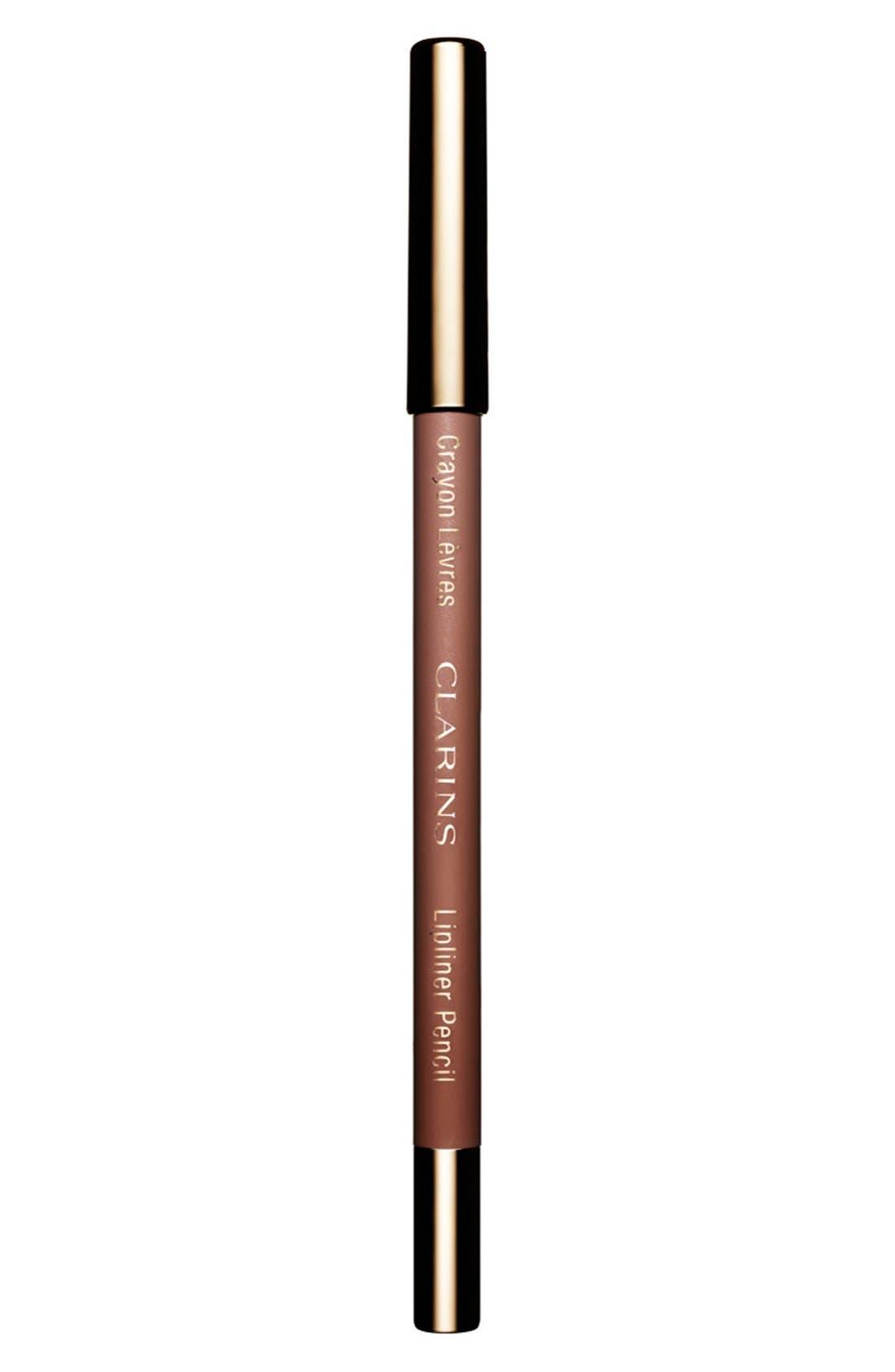 CLARINS, Lip Pencil, Main thumbnail 1, color, 01 NUDE FAIR