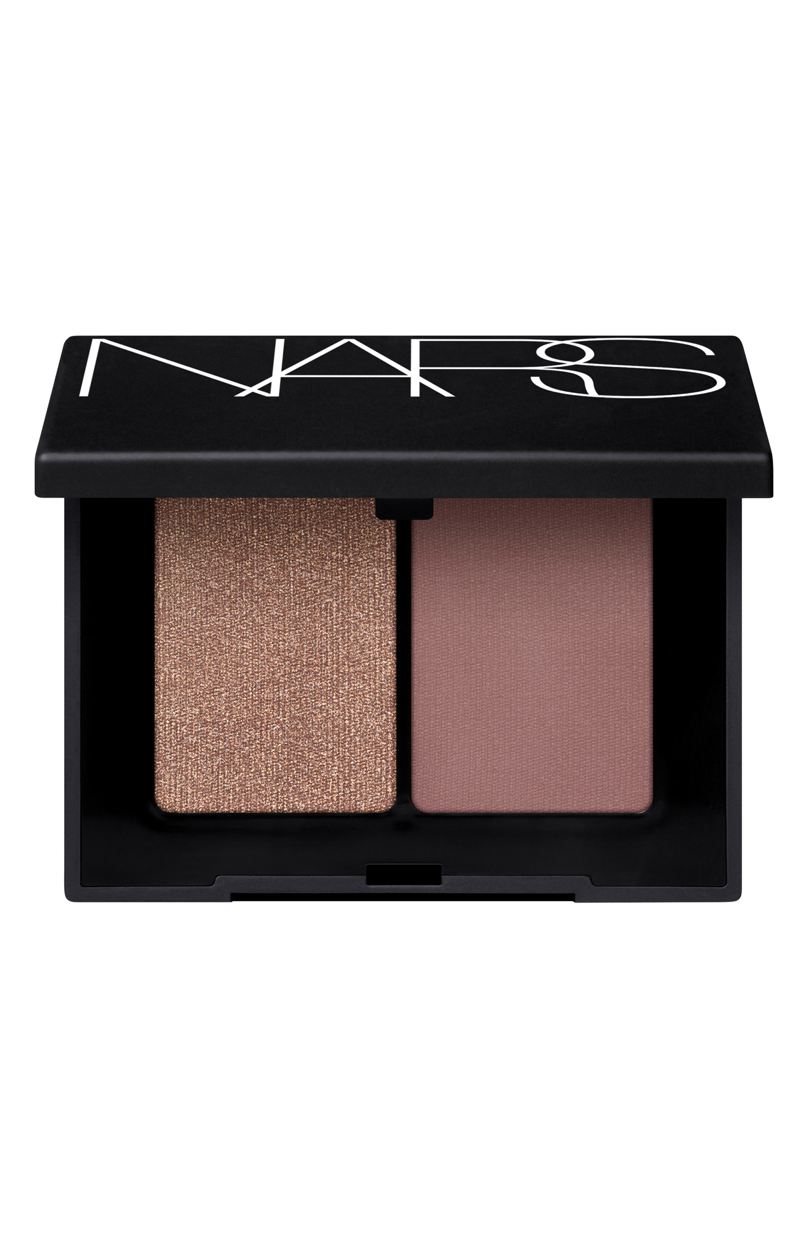 NARS, Duo Eyeshadow, Main thumbnail 1, color, KALAHARI