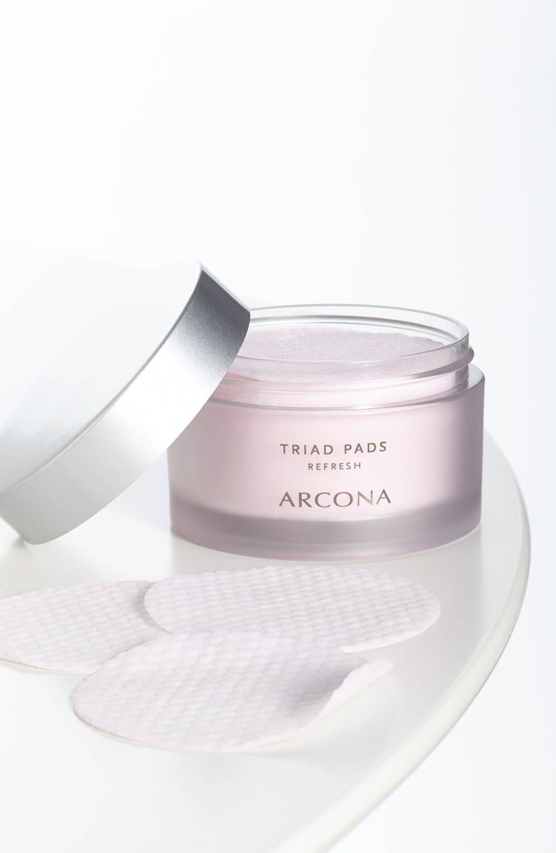 ARCONA, Triad Toner Pads, Alternate thumbnail 4, color, NO COLOR