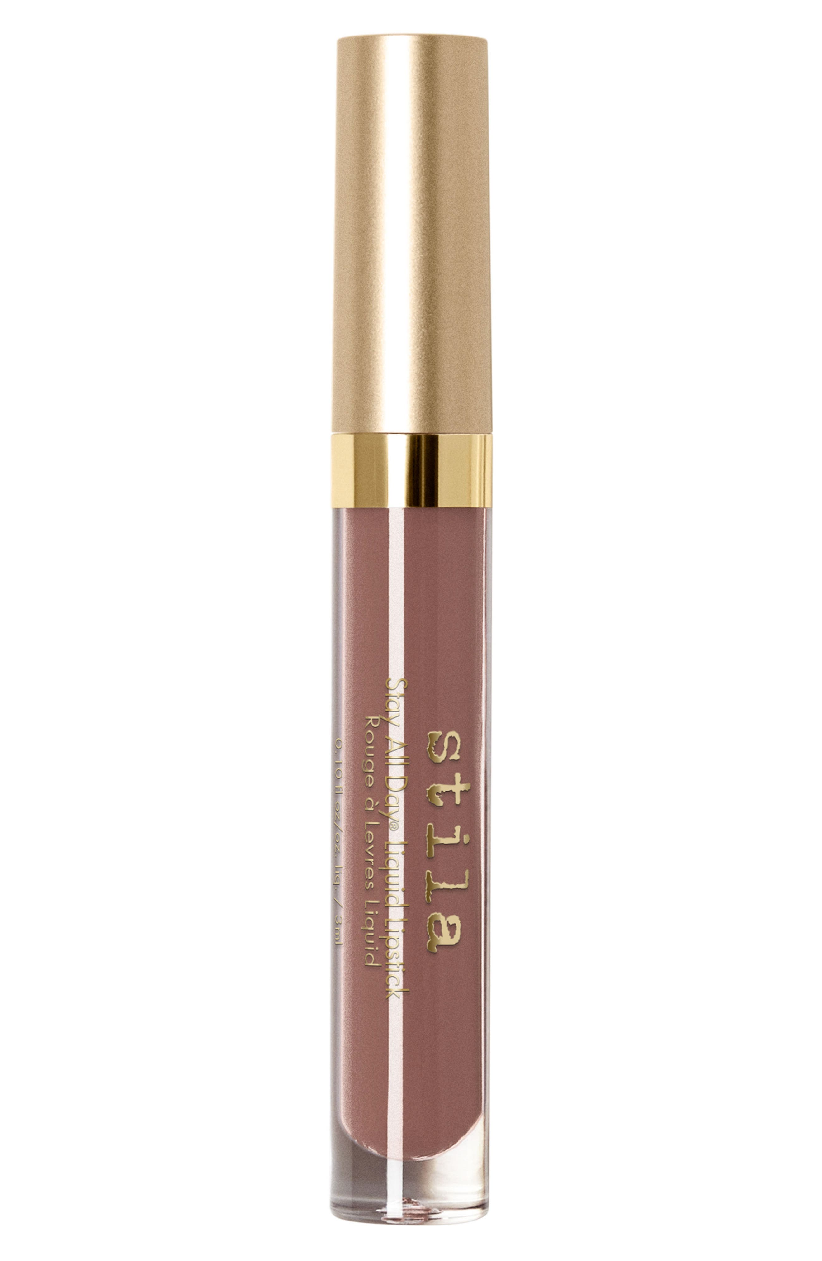 STILA, Stay All Day<sup>®</sup> Liquid Lipstick, Alternate thumbnail 2, color, BISCOTTI